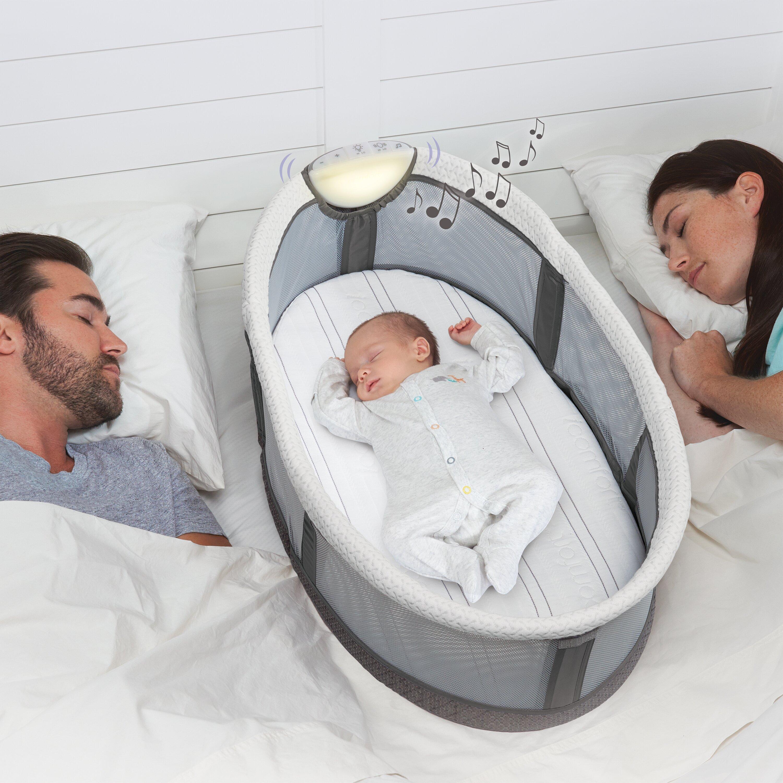 Baby bed co sleeper - Baby S Journey Icomfort Infant Co Sleeper