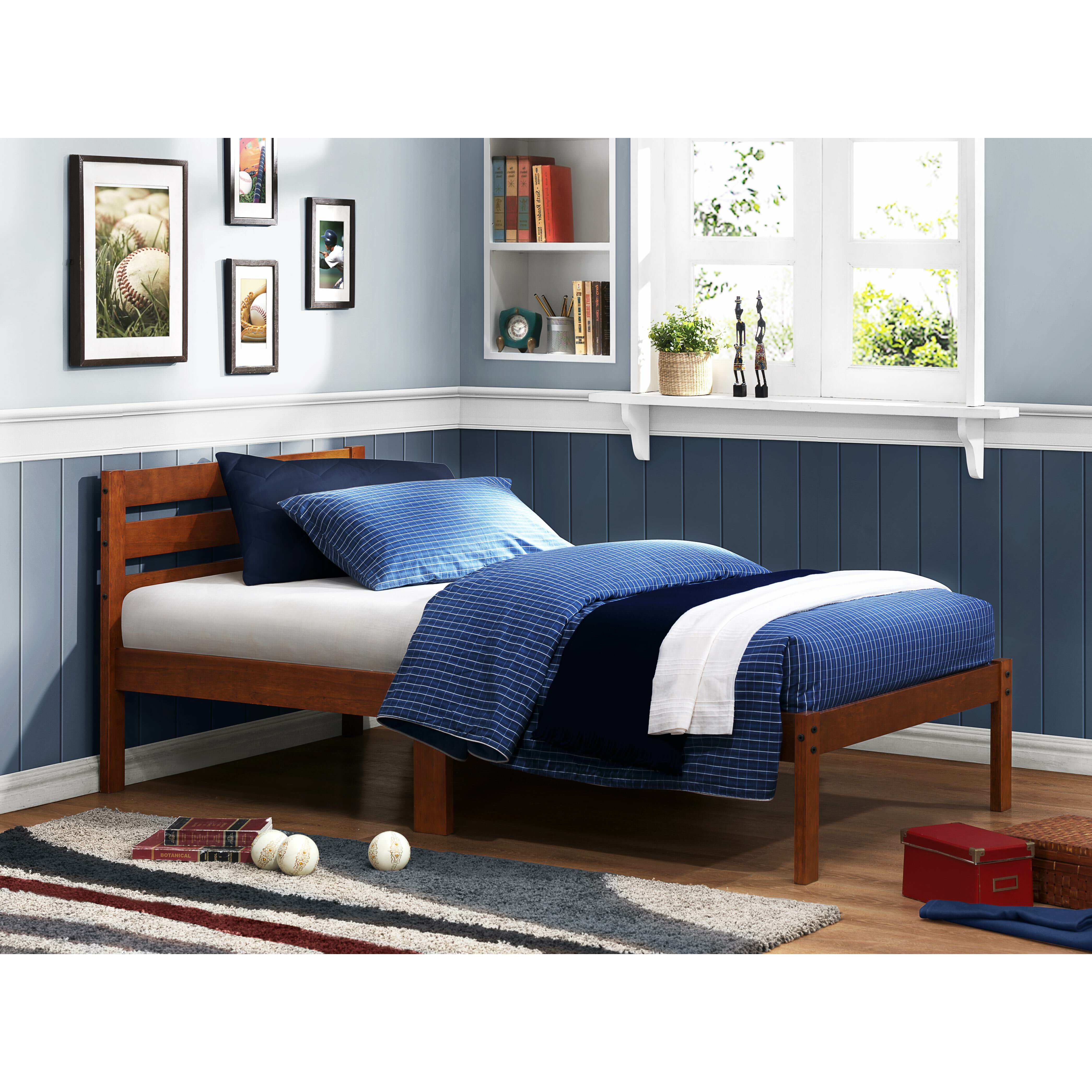 Woodhaven Hill Bart Panel Bed Amp Reviews Wayfair