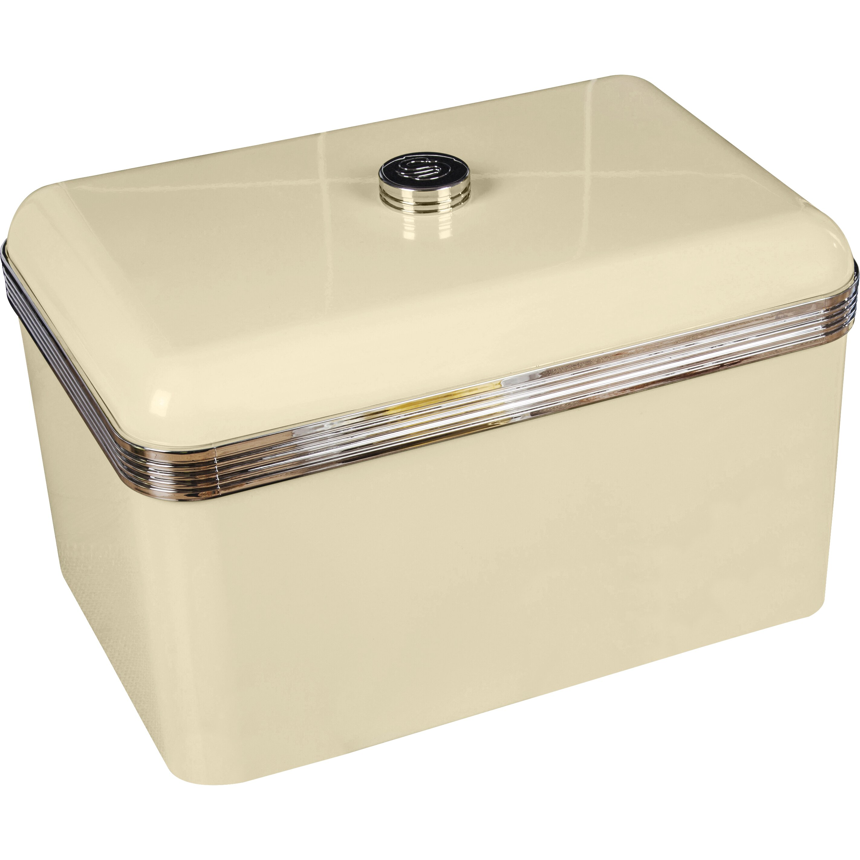 Swan Retro Bread Bin & Reviews | Wayfair.co.uk