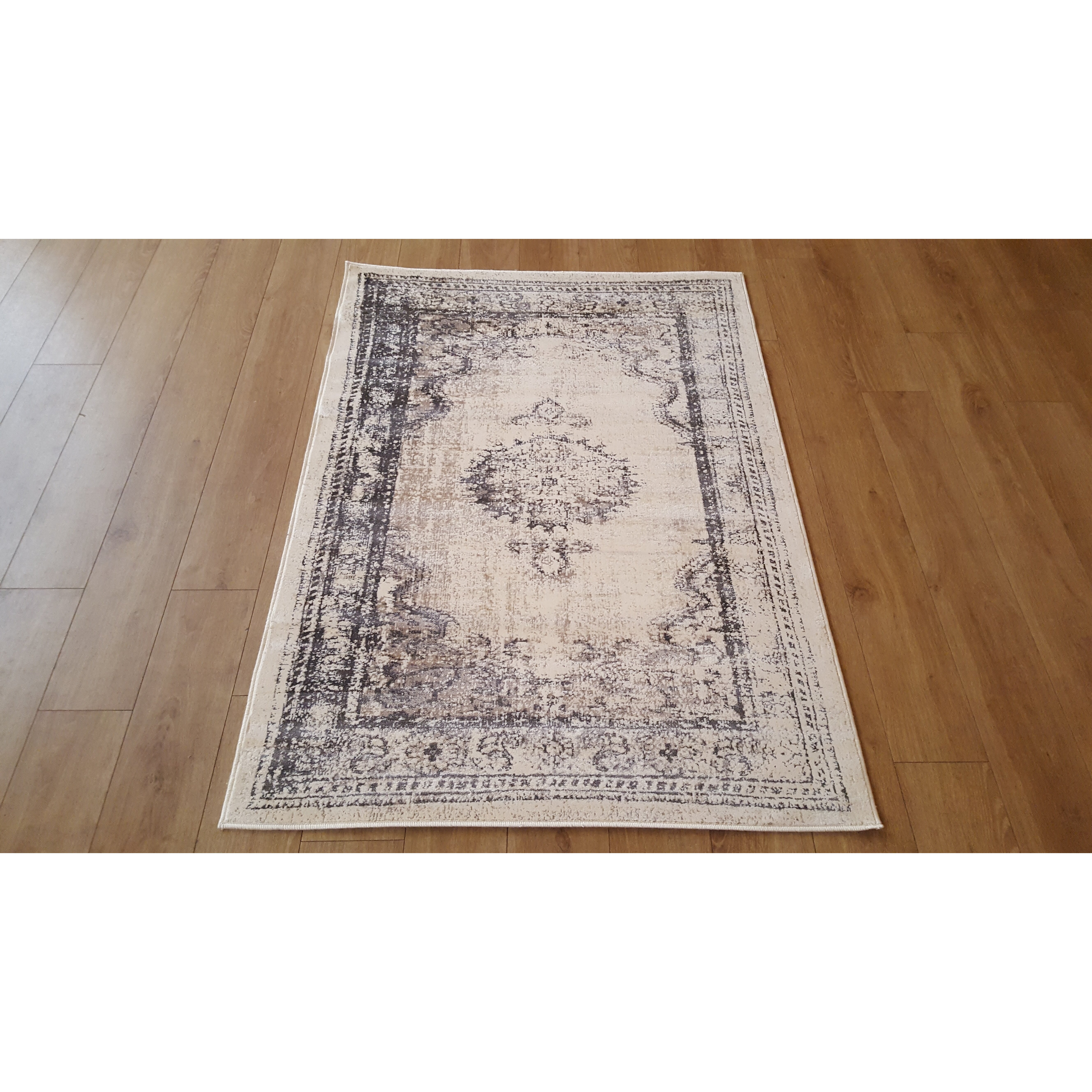 Barefoot artsilk rugs persian antika warm beige area rug for Warm rugs