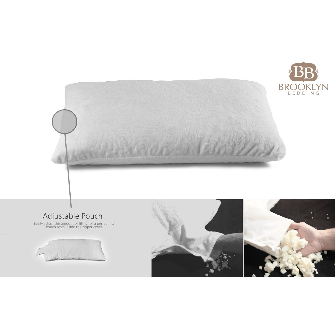 Brooklyn bedding ultimate dreams adjustable thickness for Brooklyn bedding ultimate dreams 11