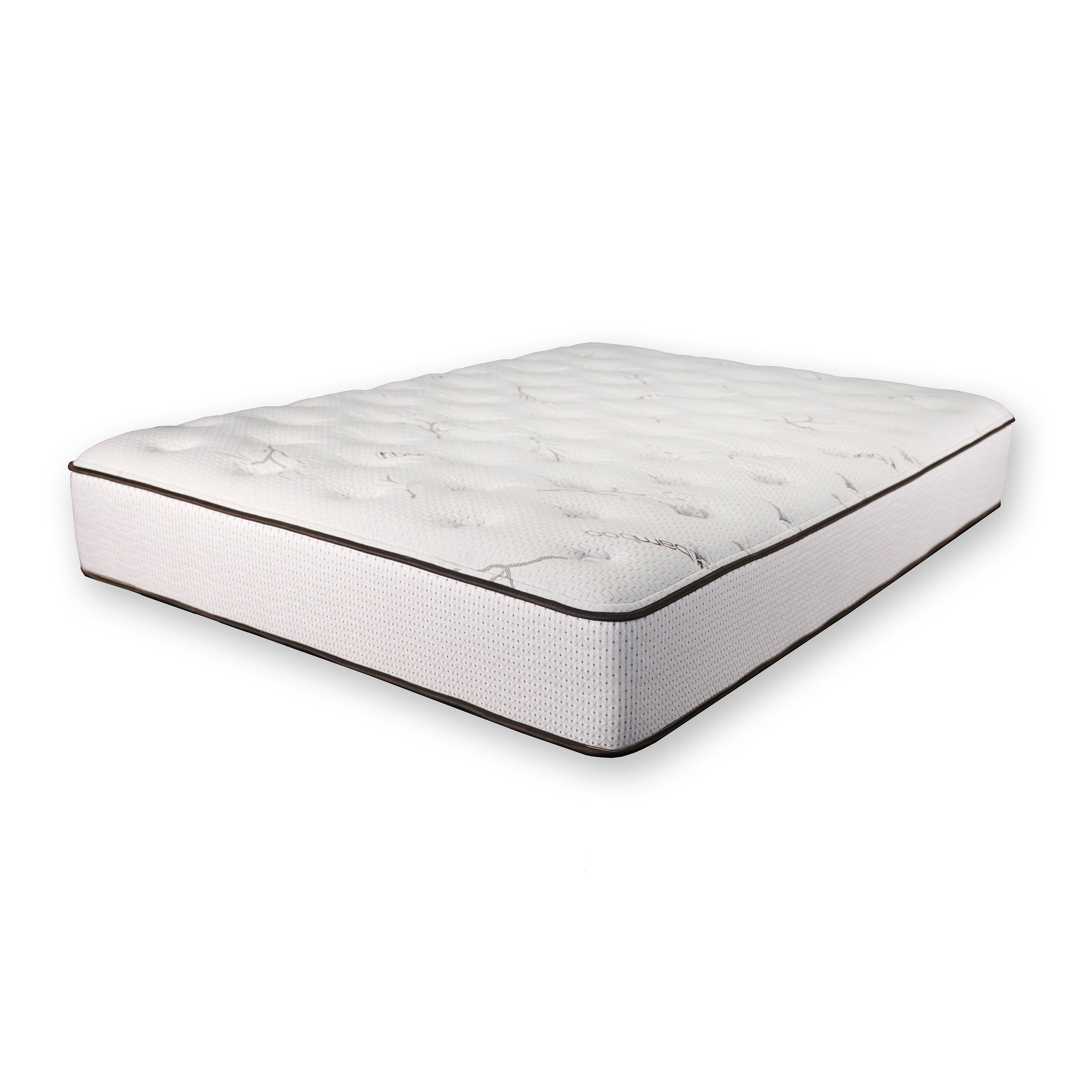 "Brooklyn Bedding Ultimate Dreams 10"" Latex Foam Mattress"