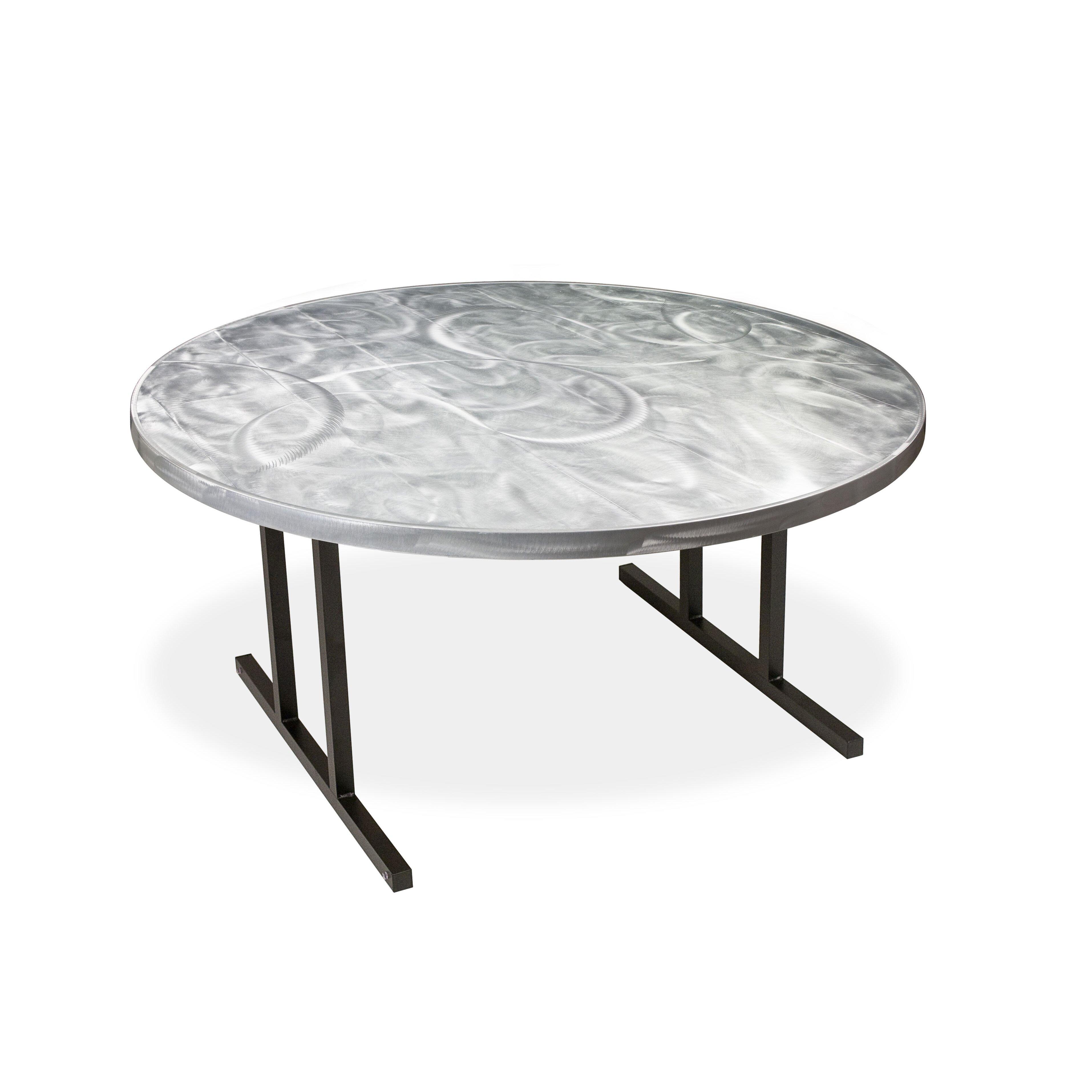 Aluminum Round Table Starrkingschool