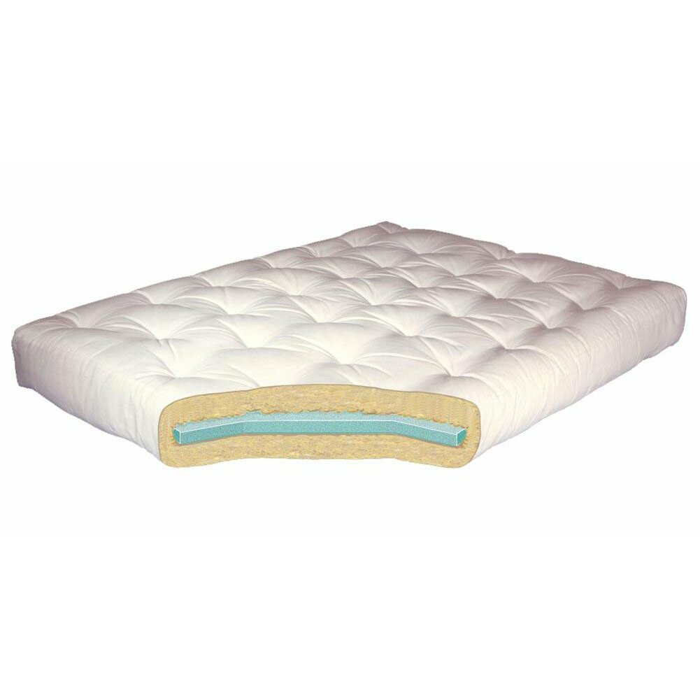 gold bond 8 foam cotton futon mattress magnifying glass