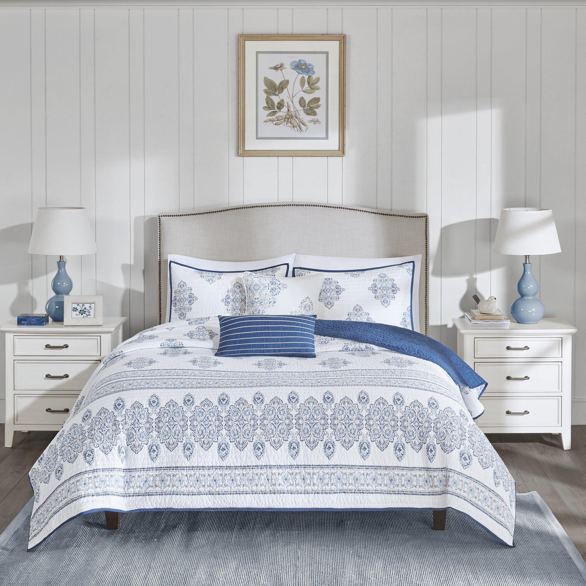 Sanibel Bedroom Furniture Harbor House Sanibel 5 Piece Coverlet Set Reviews Wayfair
