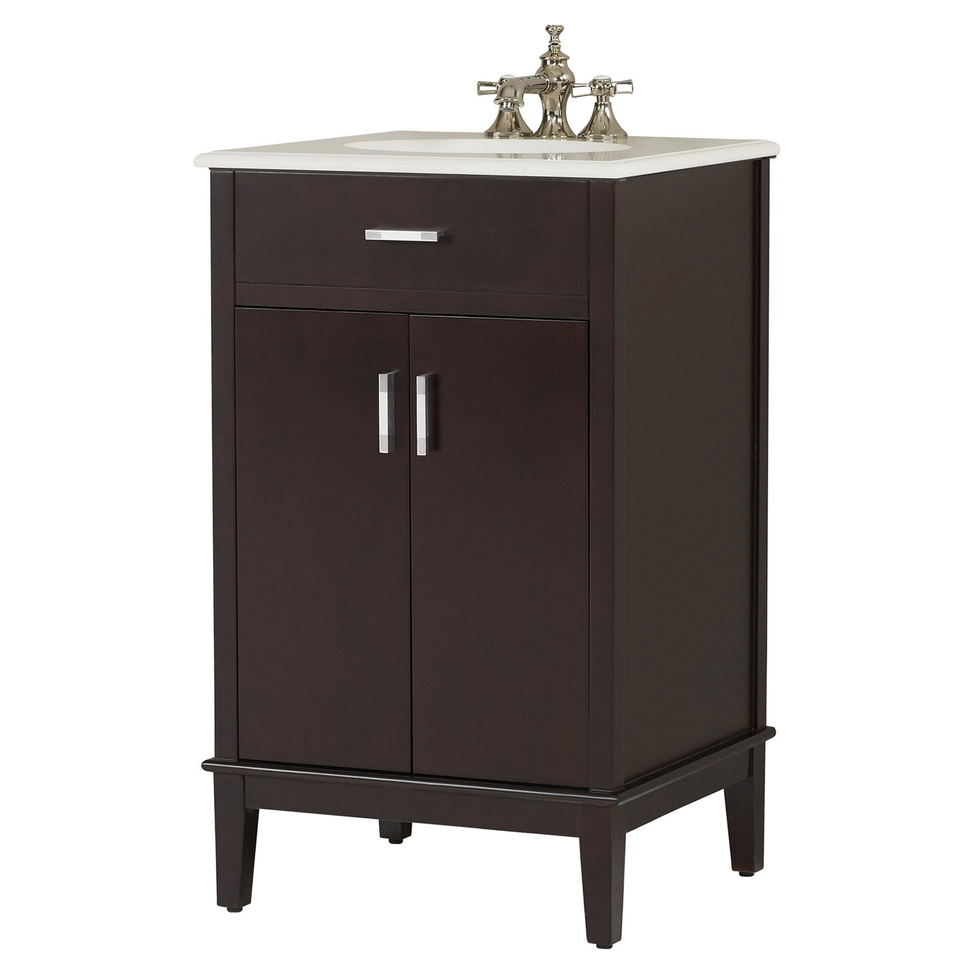 Bathroom single vanity - Varick Gallery Reg Pinecrest 21 Quot Single Bathroom Vanity Set