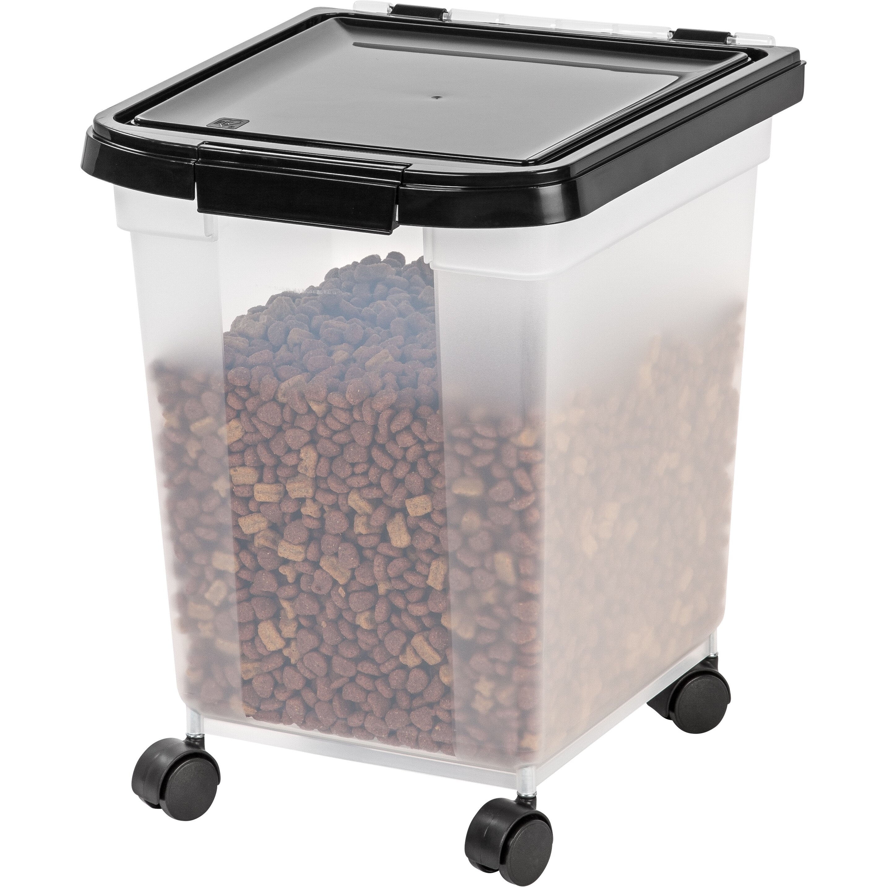 Airtight Storage Cabinet Iris 25 Lb Airtight Pet Food Container Reviews Wayfair