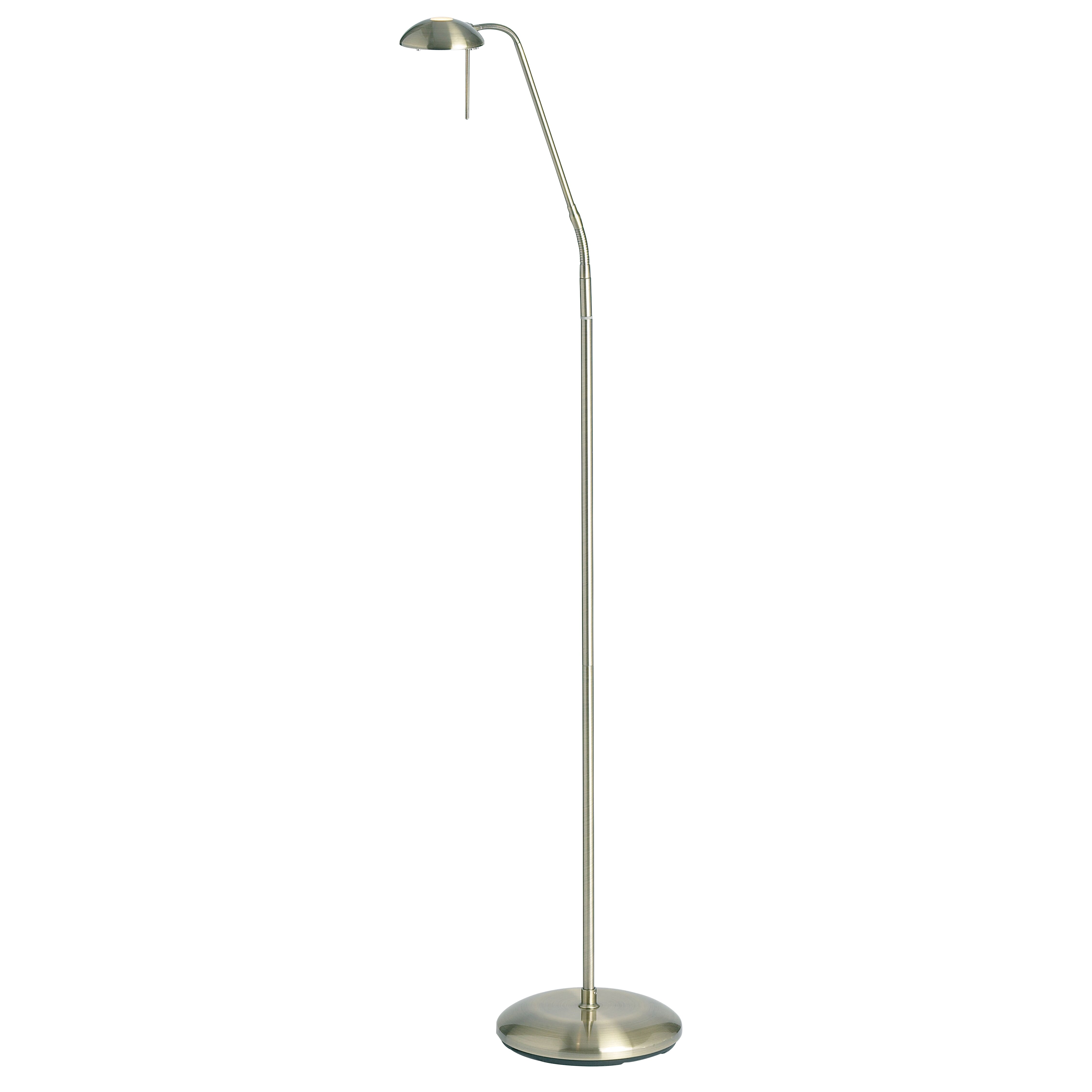 endon lighting 656 159cm reading floor lamp reviews wayfair uk. Black Bedroom Furniture Sets. Home Design Ideas