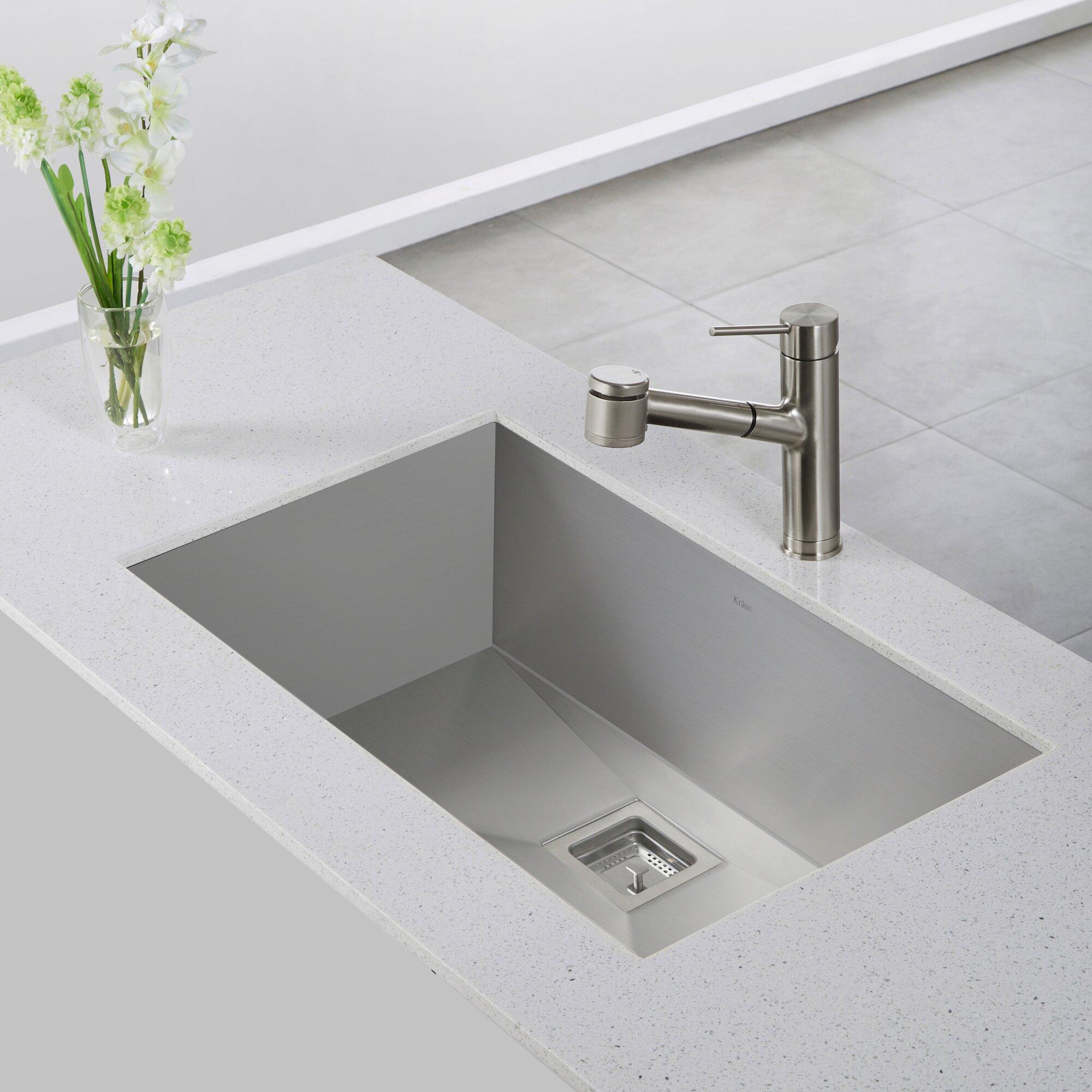 Kraus Kitchen Sinks Canada : Kraus Pax 31.5