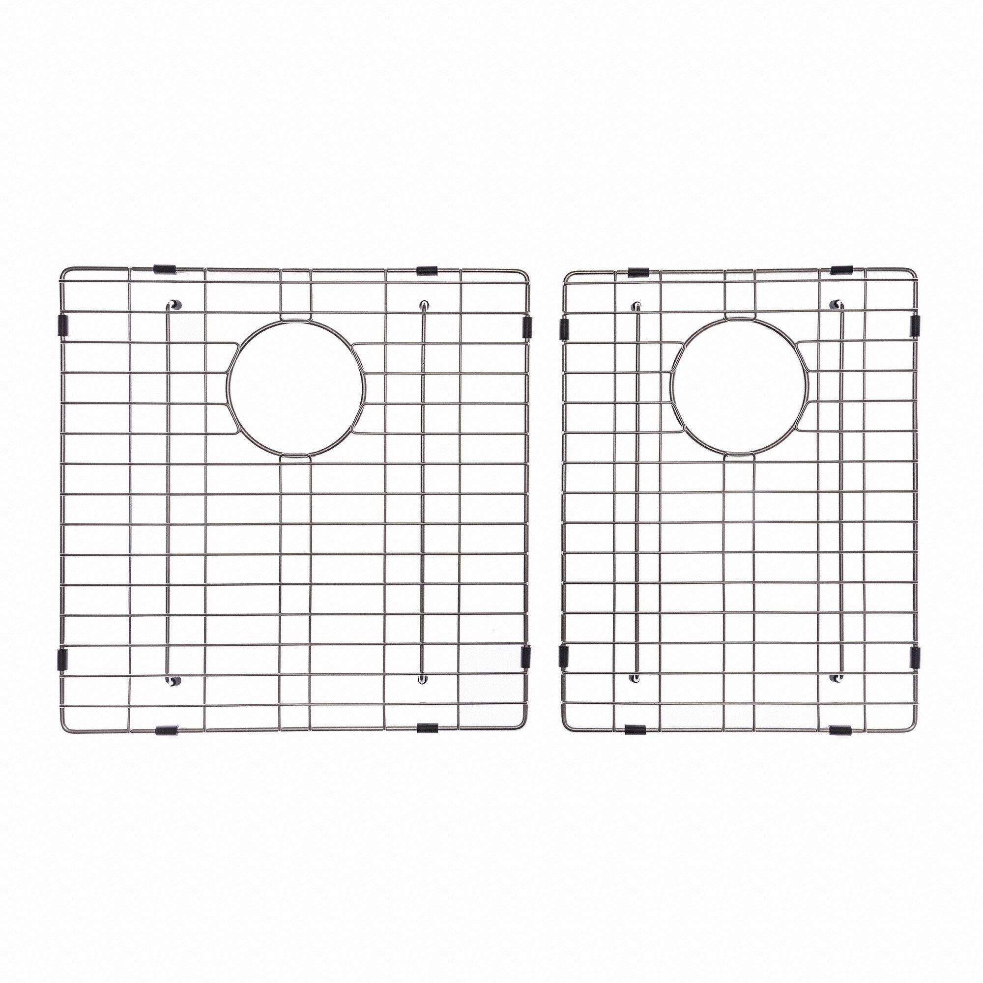 Kraus Sink Grid : Kraus Stainless Steel 16