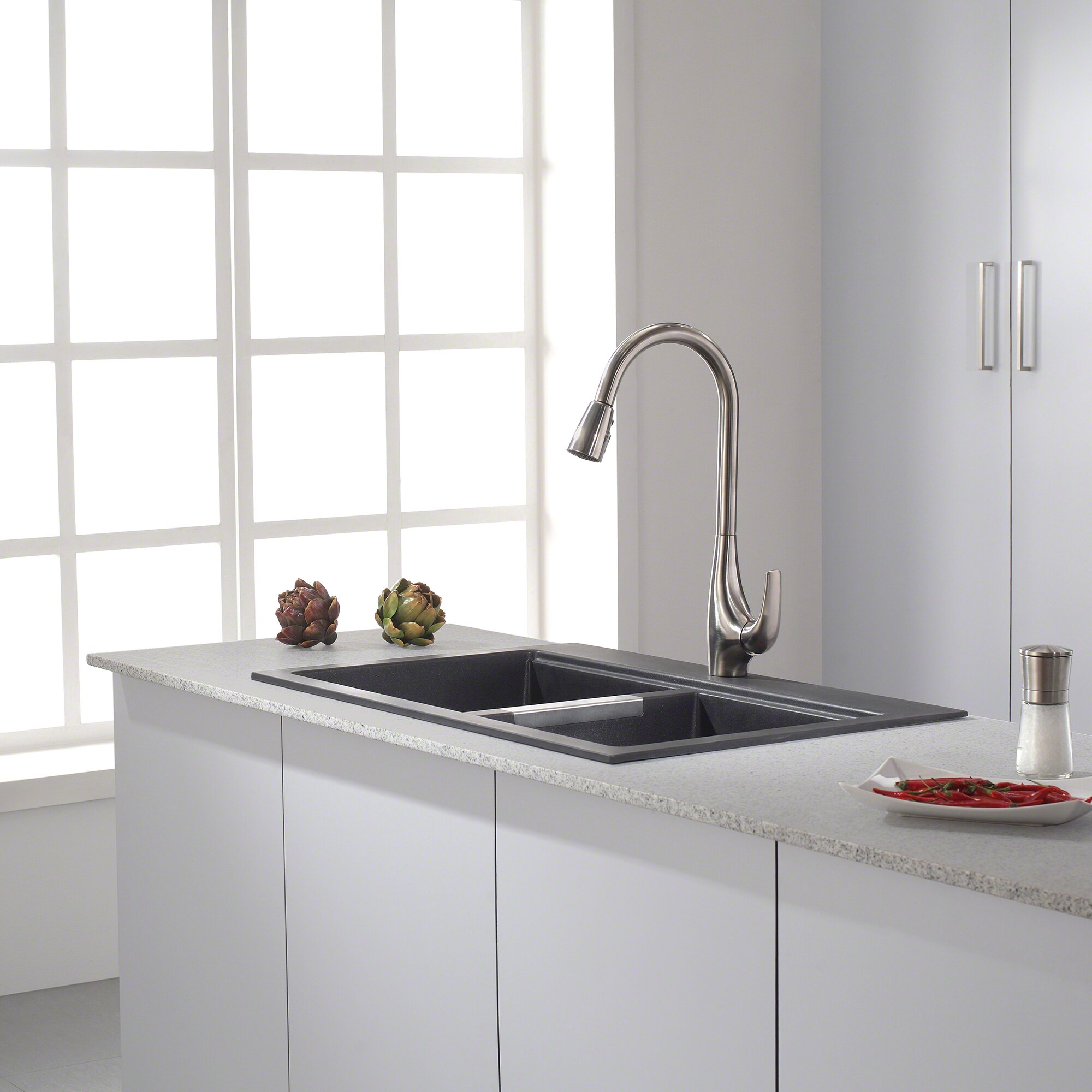Kraus Kitchen Sink Reviews : Kraus 33.5