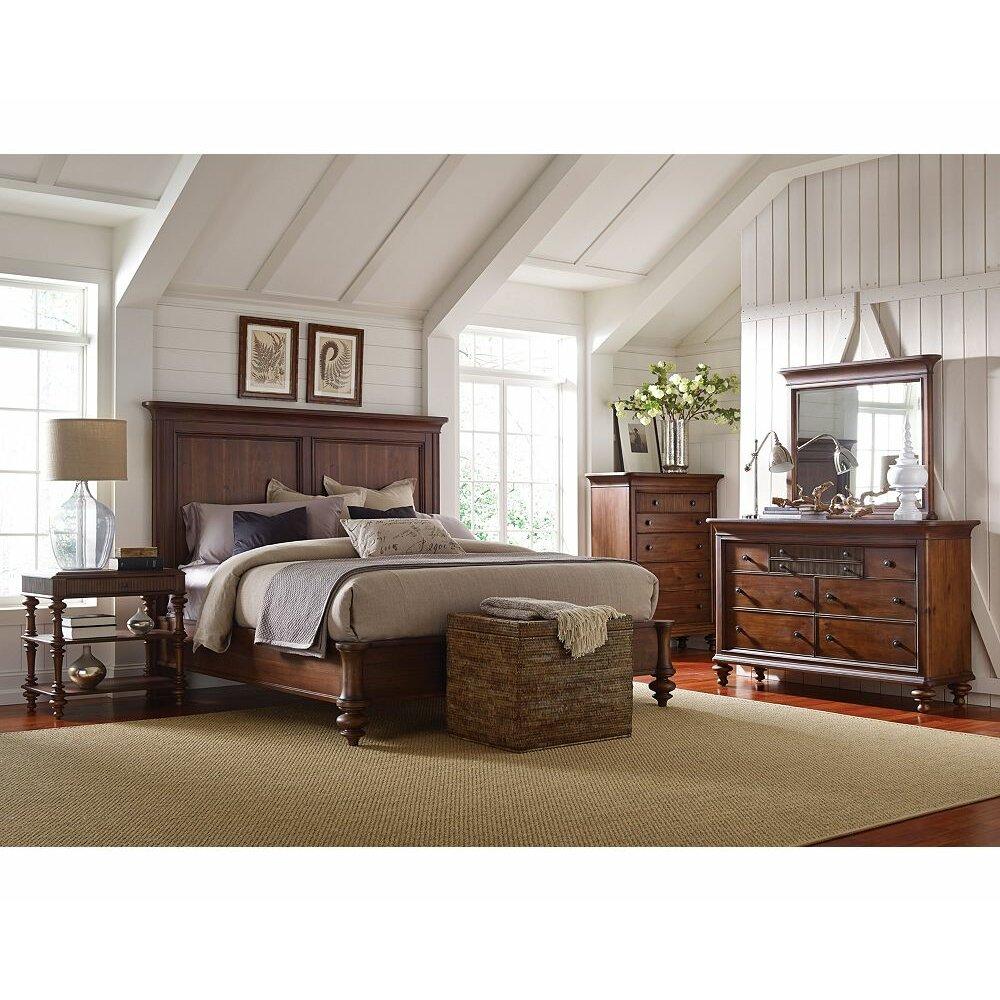 Broyhill® Cascade Platform Customizable Bedroom Set