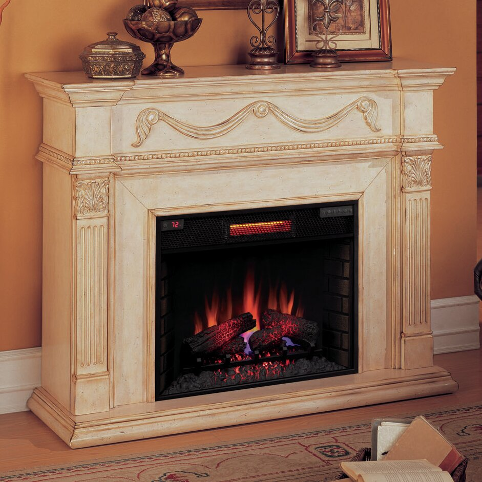 Classic Flame Gossamer Electric Fireplace - Classic Flame Gossamer Electric Fireplace & Reviews Wayfair