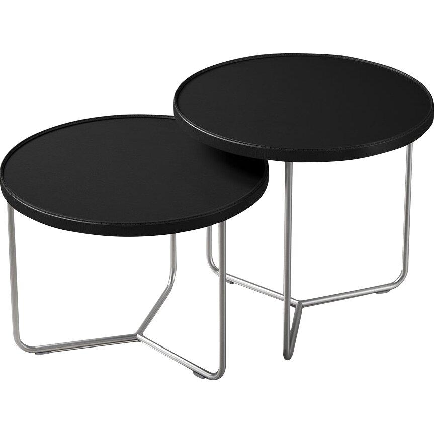 Modloft Adelphi 2 Piece Nesting Tables Wayfair