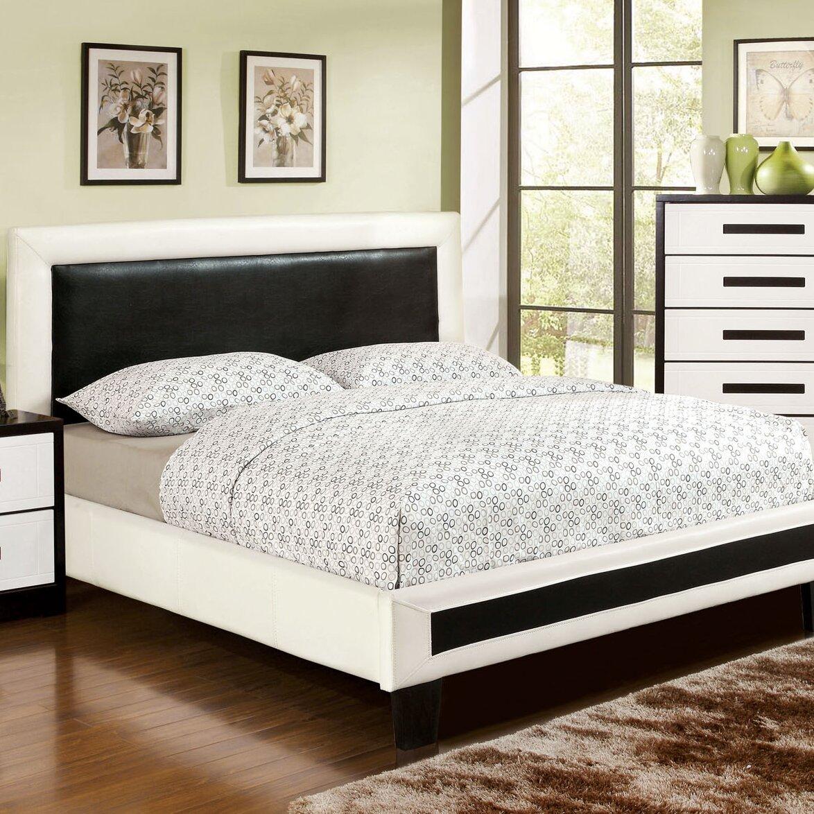 Hokku Designs Hokku Designs Upholstered Platform Bed Reviews Wayfair
