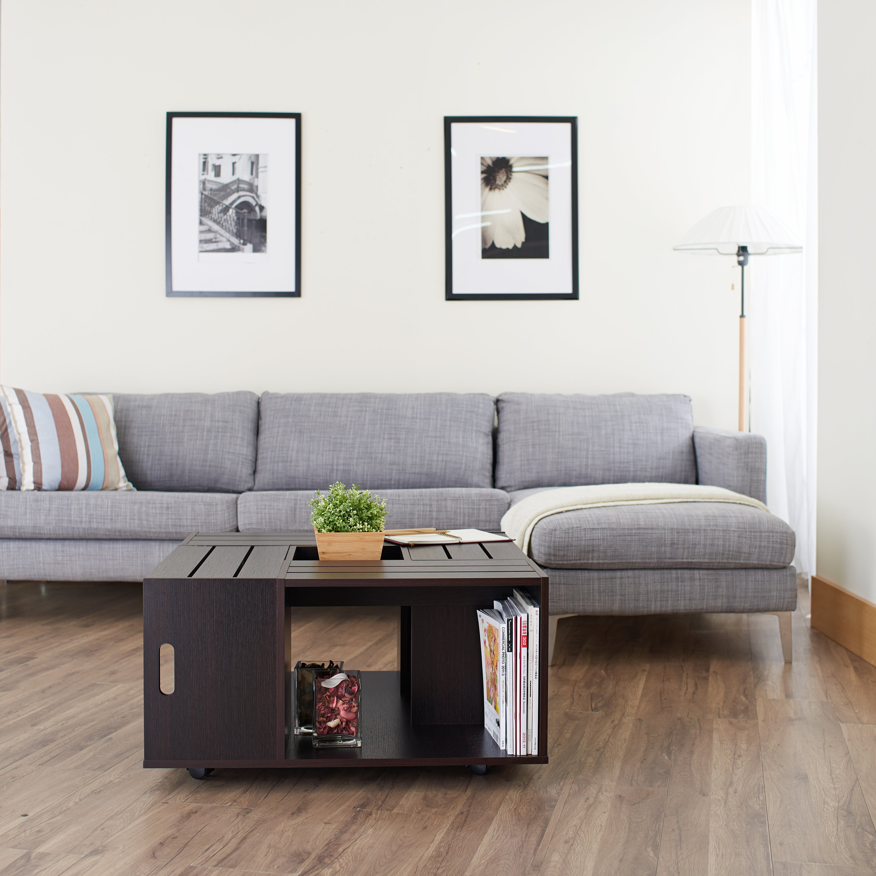 Hokku Coffee Table Sets: Hokku Designs Corsica Coffee Table & Reviews