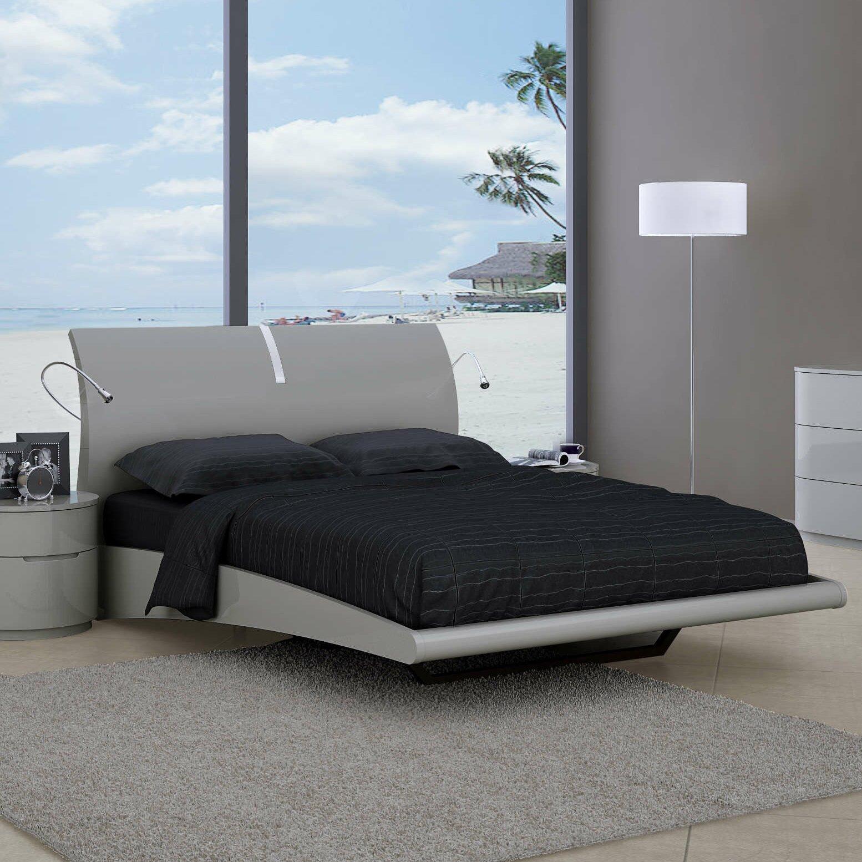 Platform Bedroom Furniture Creative Furniture Moonlight Platform Bed Reviews Wayfair