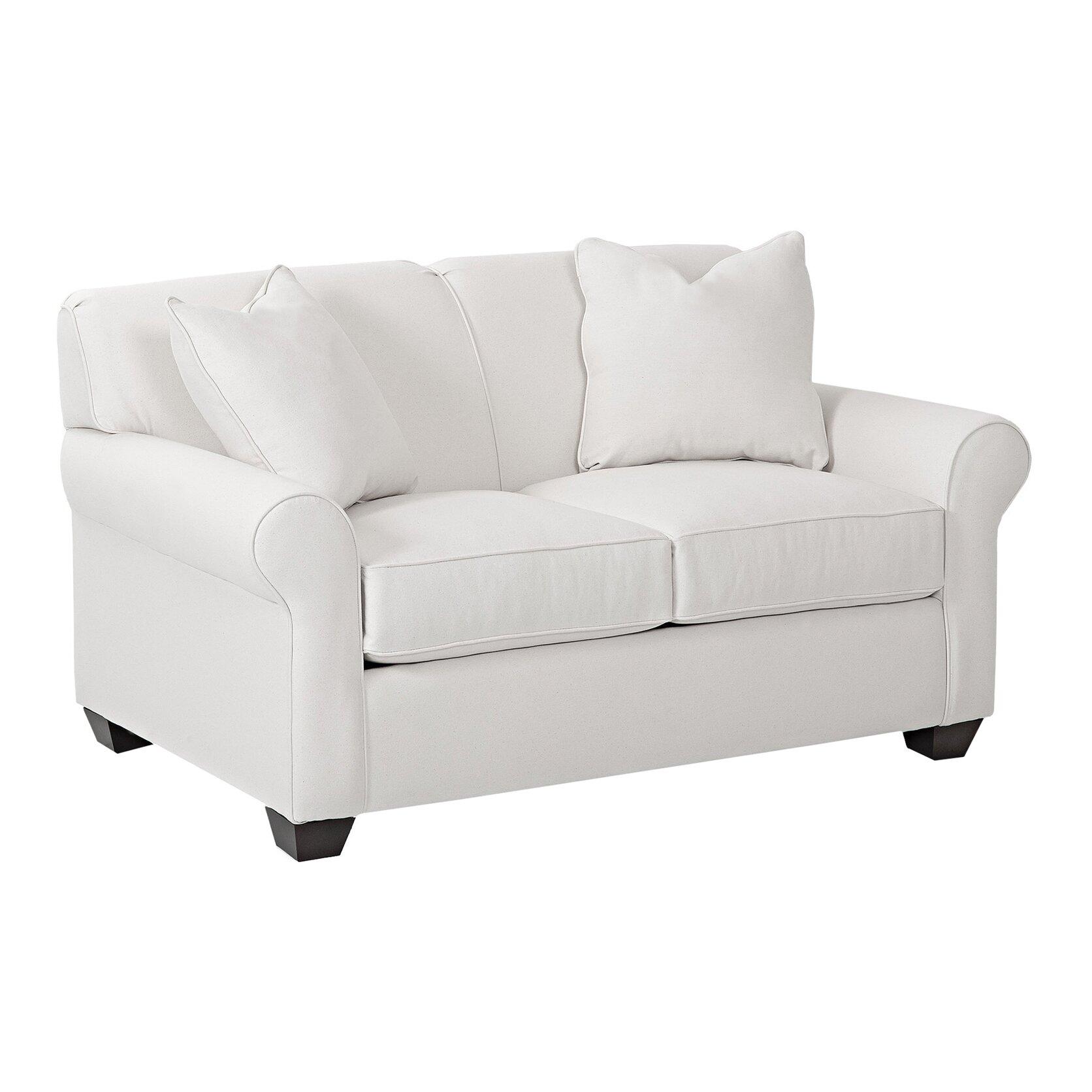Wayfair Custom Upholstery Jennifer Loveseat Amp Reviews
