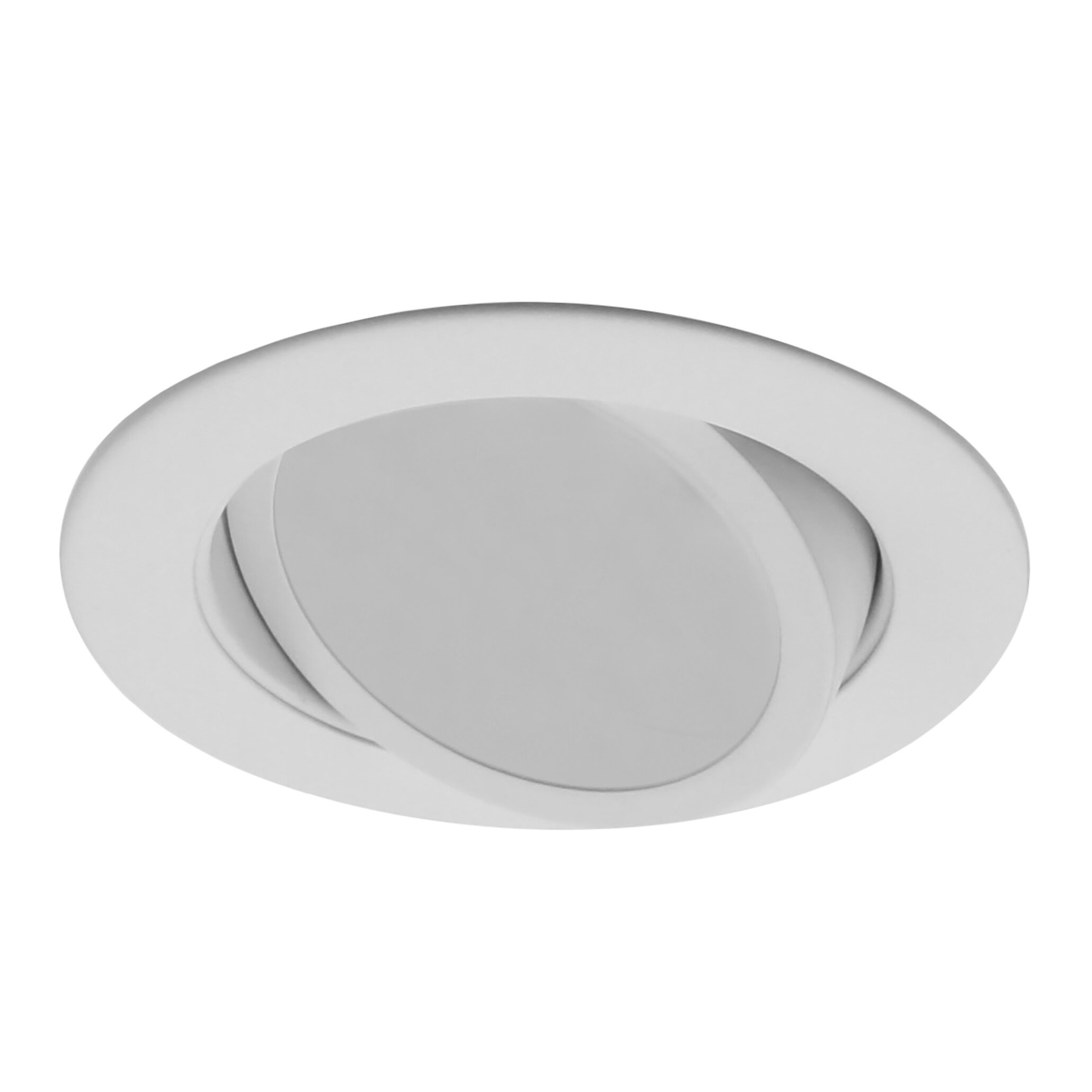 "NICOR Lighting Gimbal 4"" LED Recessed Trim 