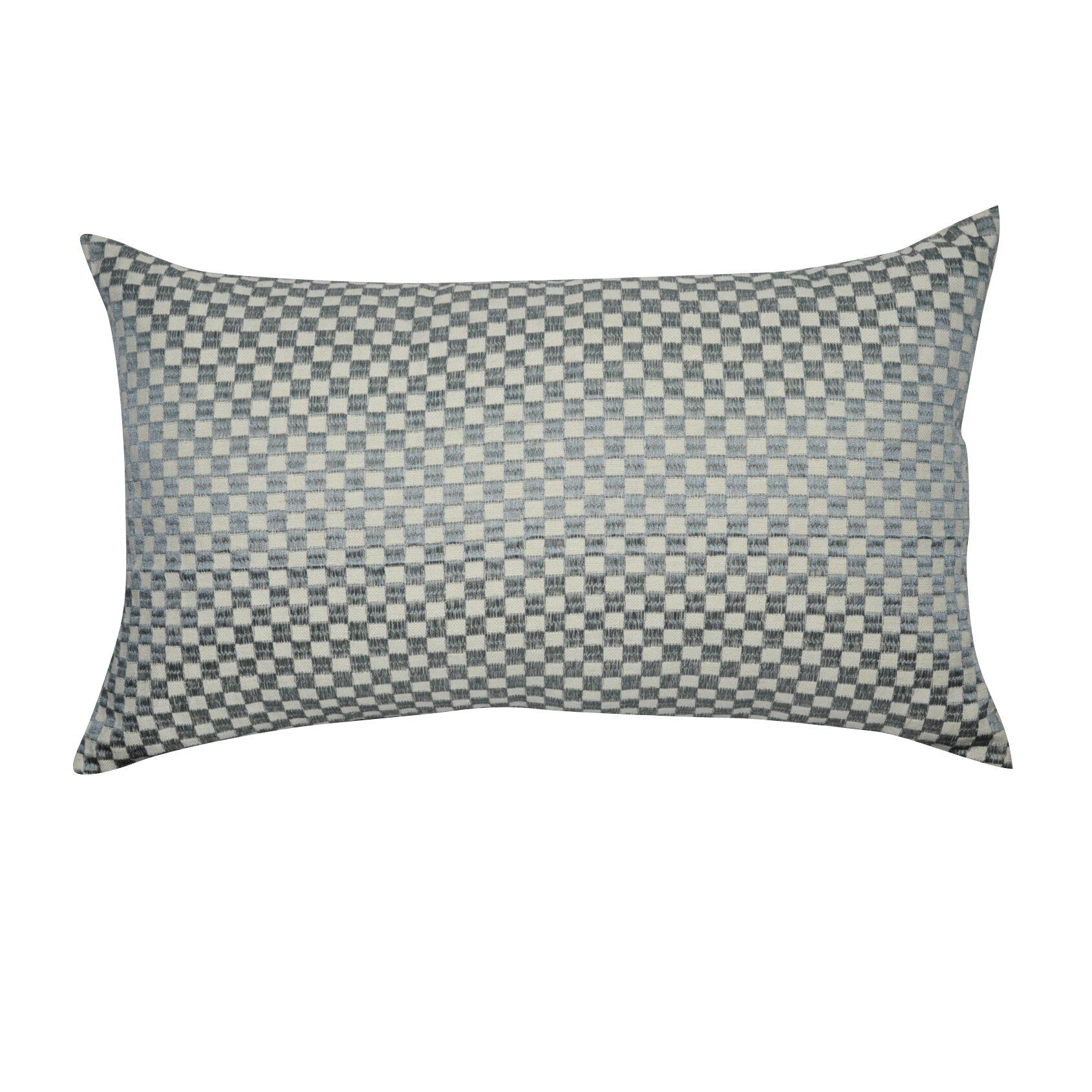 Loom and Mill Geometric Decorative Lumbar Pillow & Reviews Wayfair.ca