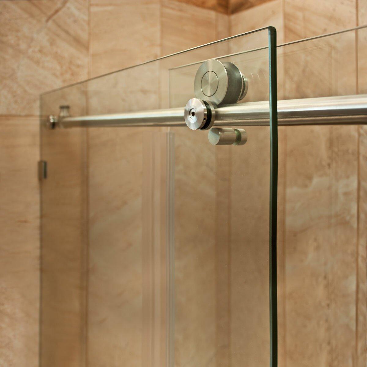 100 sliding glass shower door 151 best sliding shower doors