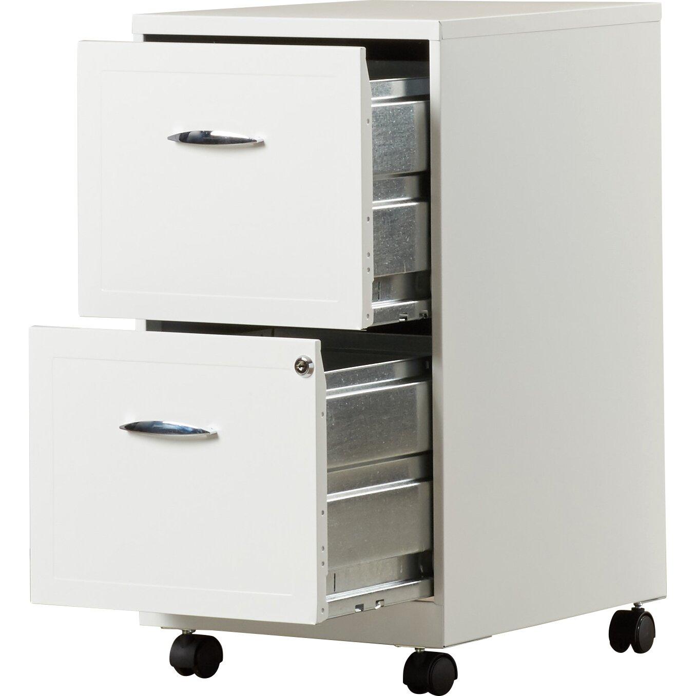 Five Drawer Filing Cabinet Zipcode Design Gigi 2 Drawer Mobile File Cabinet Reviews Wayfair