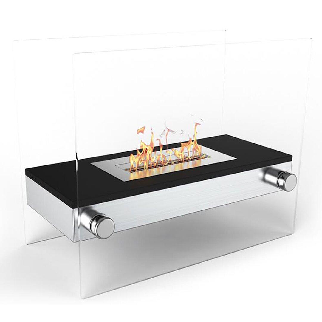Moda Flame Palermo Bio-Ethanol Tabletop Fireplace - Moda Flame Palermo Bio-Ethanol Tabletop Fireplace Wayfair