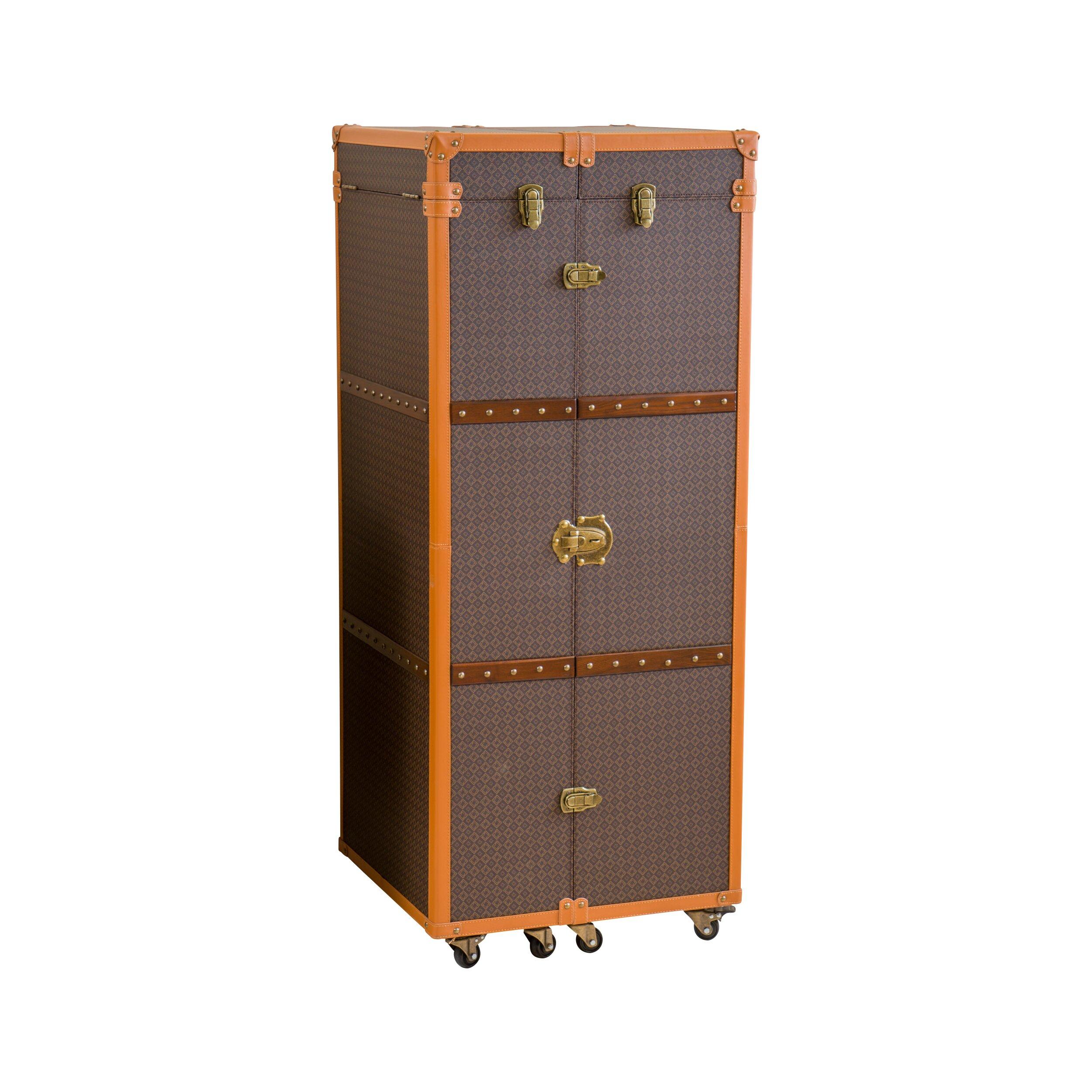 Portable Liquor Cabinet Locking Liquor Cabinet Wayfair