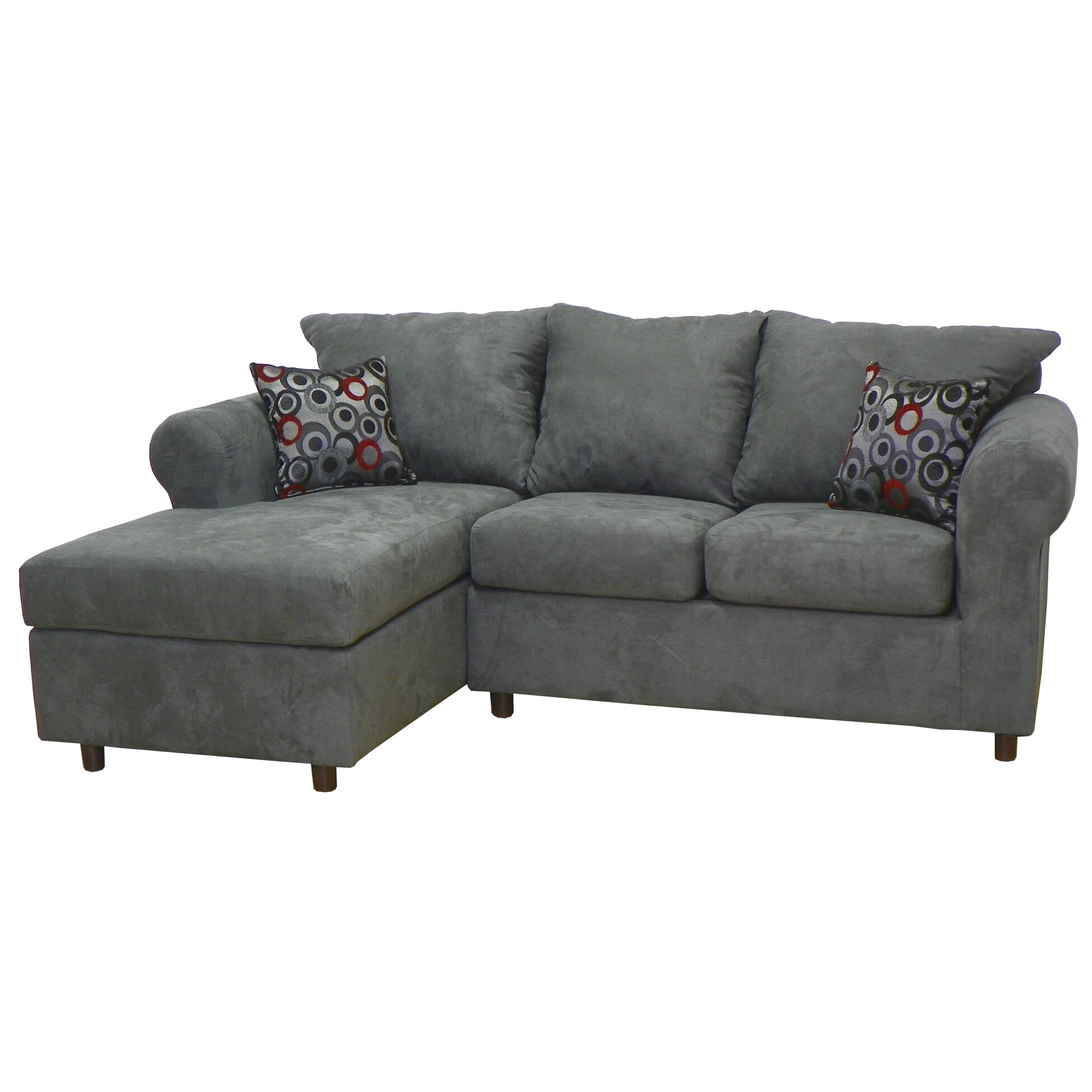 Traditional Sectional Sofas Living Room Furniture Traditional Sectional Sofas Youll Love Wayfair