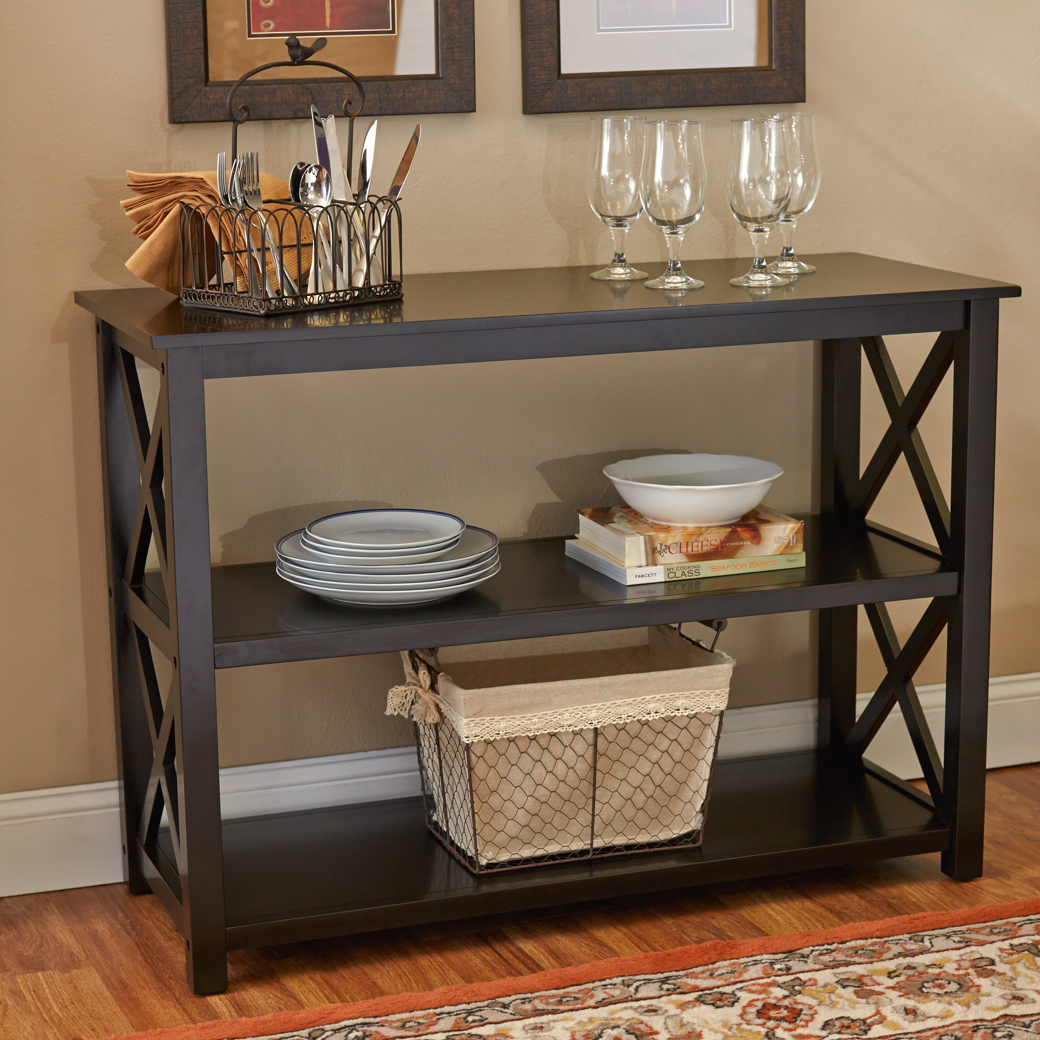Console Tables Coffee Sofa End Affordable Accent