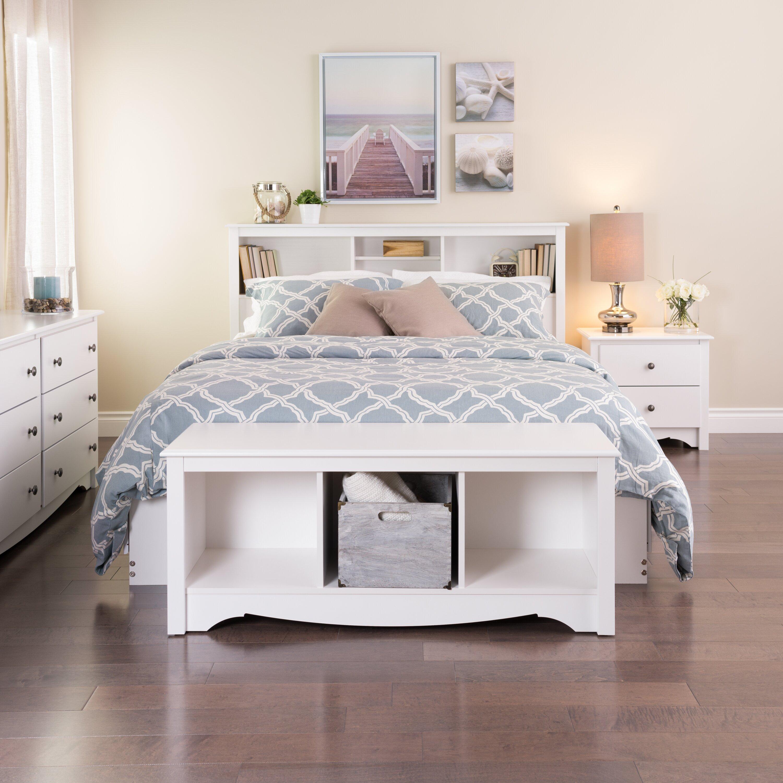 Andover Mills Sybil Storage Bedroom Bench & Reviews