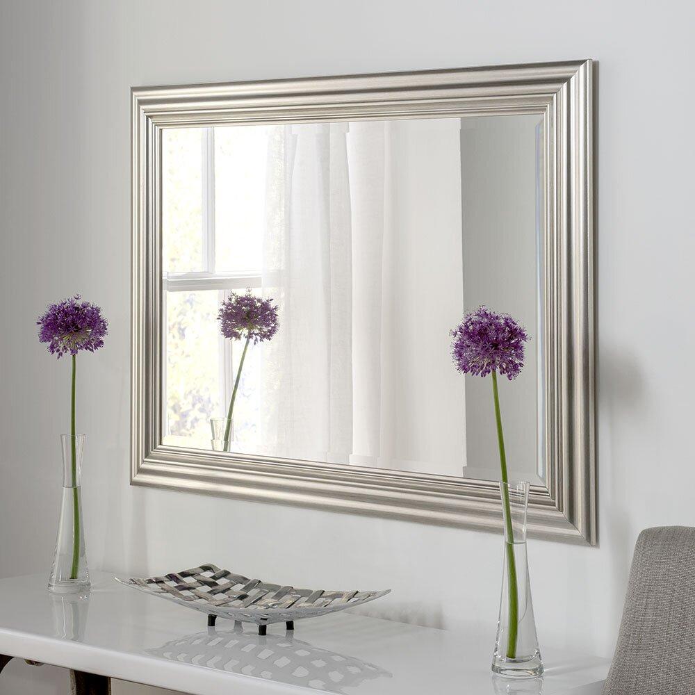 Outdoor Wall Lights Dunelm: Yearn Mirrors Versaille Mirror & Reviews