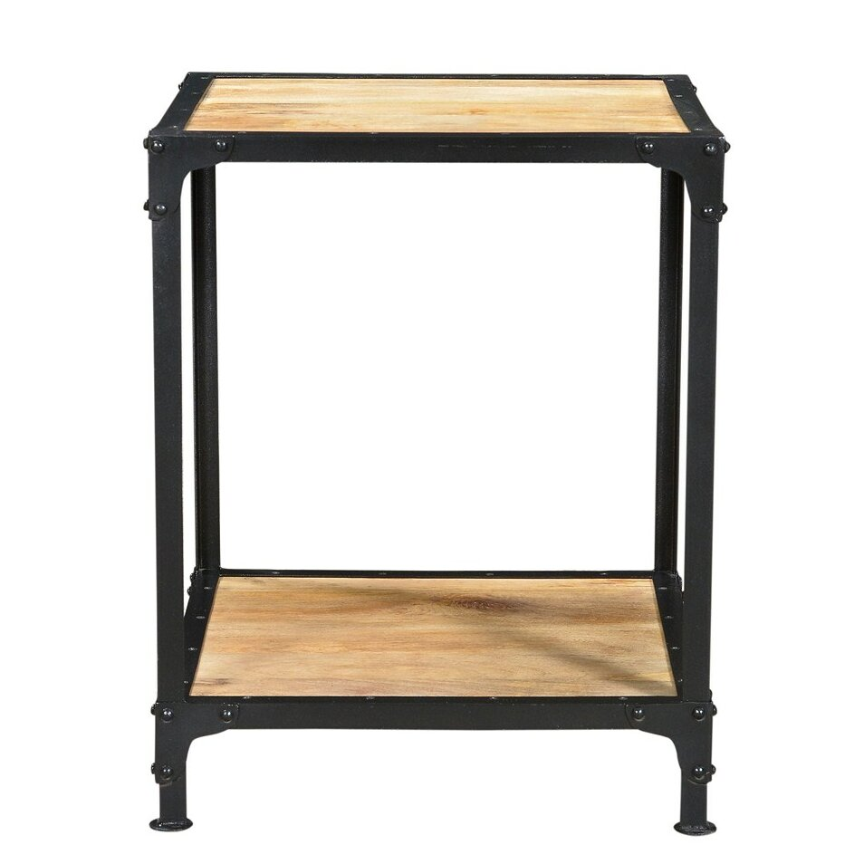 Style n living captain end table reviews wayfair for Html table style