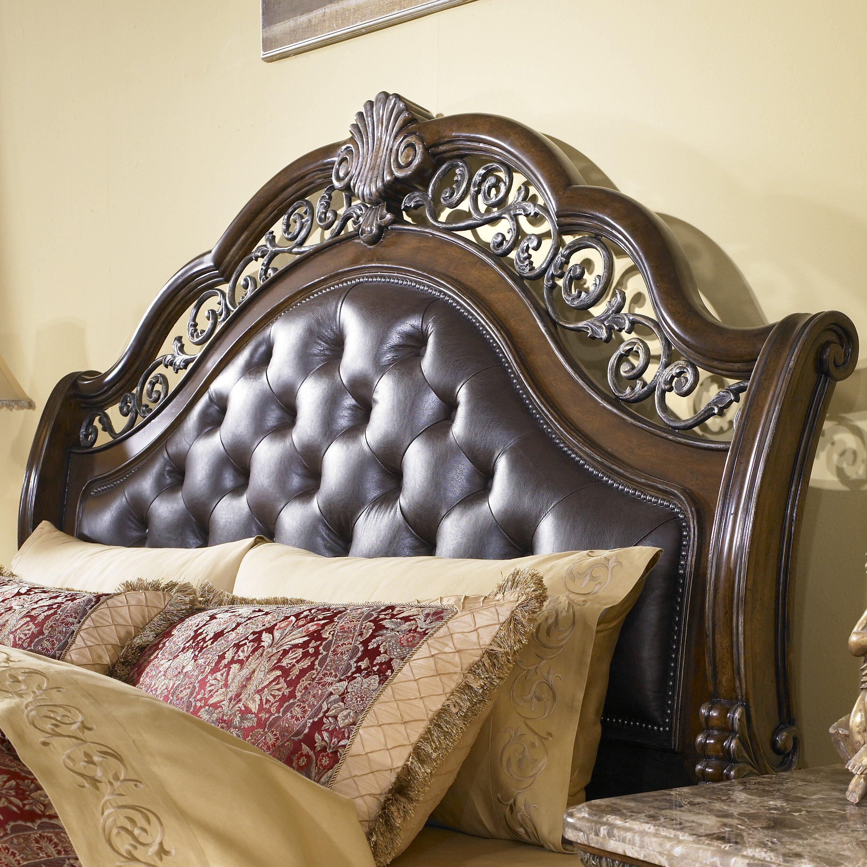 Pulaski Furniture Bedroom Pulaski Birkhaven Sleigh Customizable Bedroom Set Reviews Wayfair