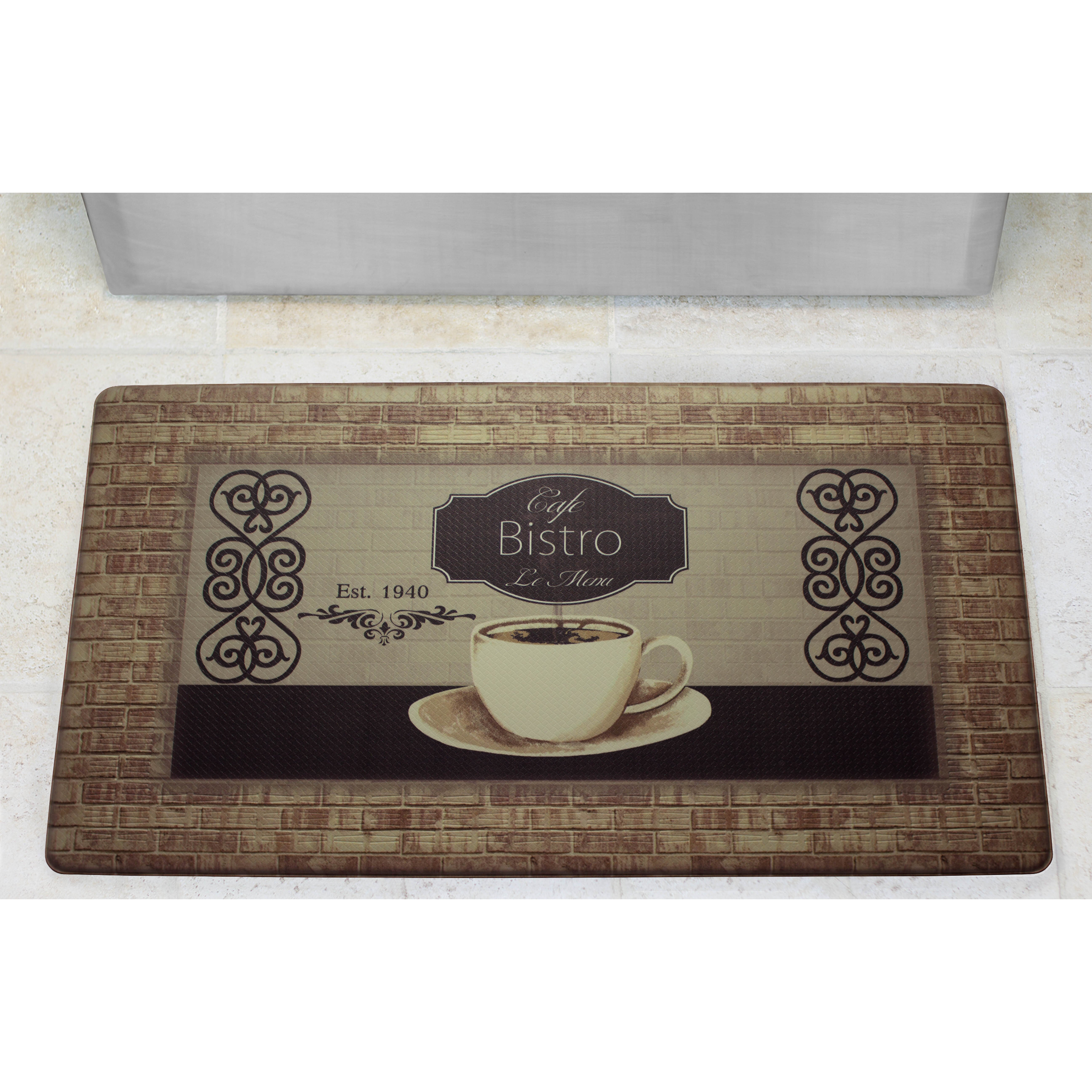 Chef Gear Caf 233 Bistro Mat Amp Reviews Wayfair Ca