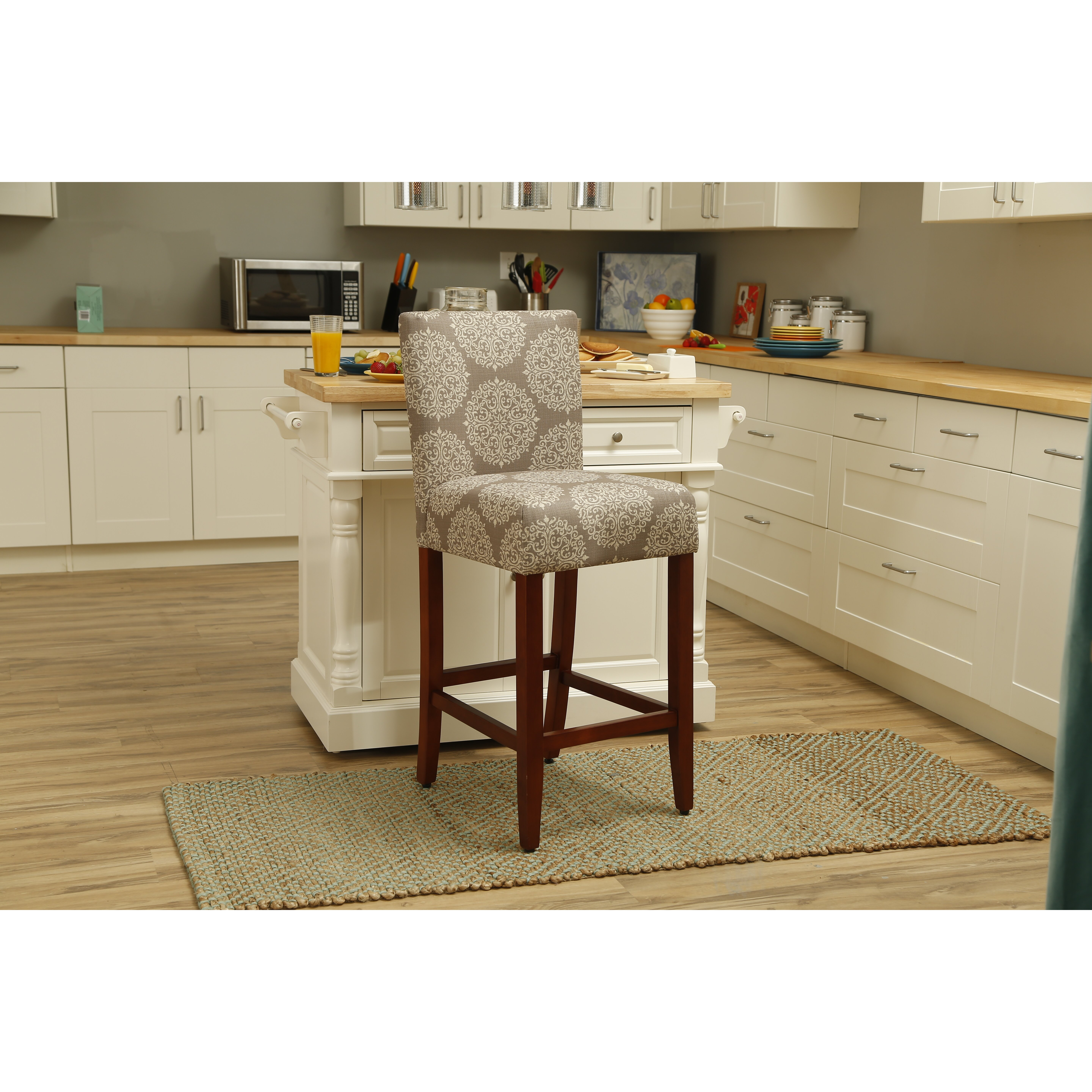 stress colored stool : Three Posts Trade Waverly 29 Quot