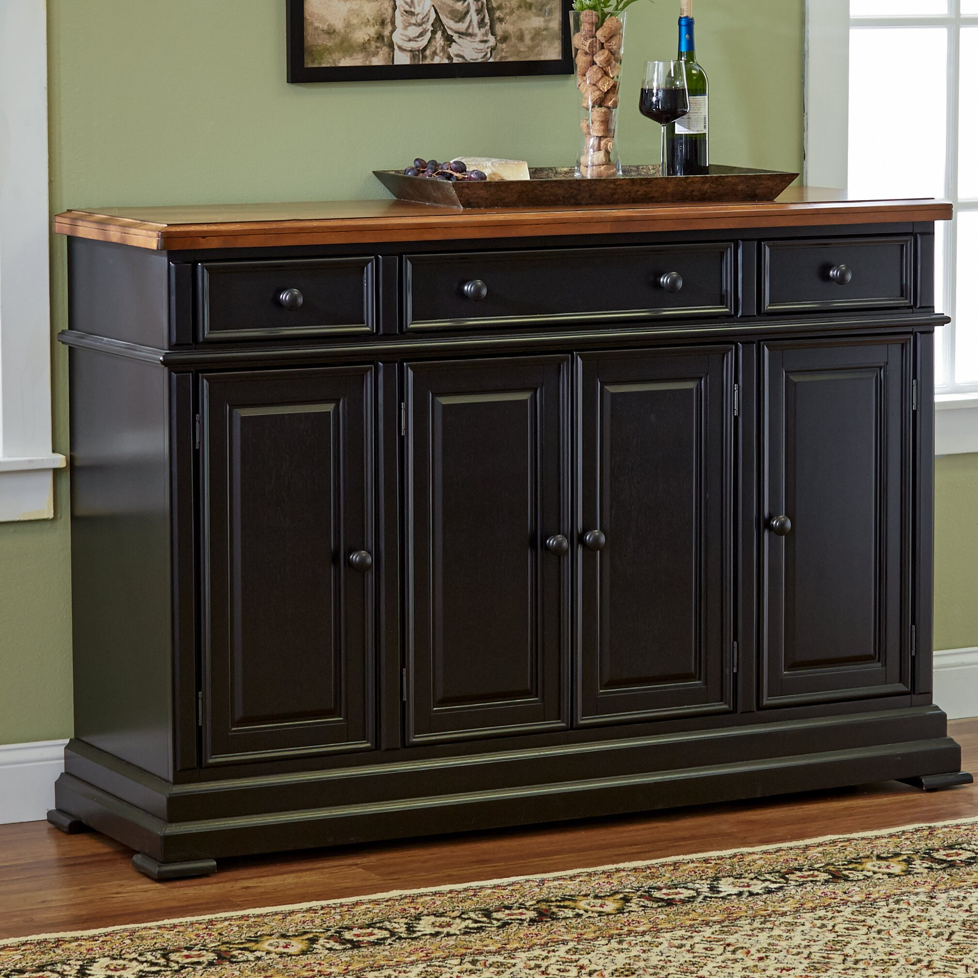Living Room Sideboards And Cabinets Cabinet Equipped Sideboards Buffets Youll Love Wayfair