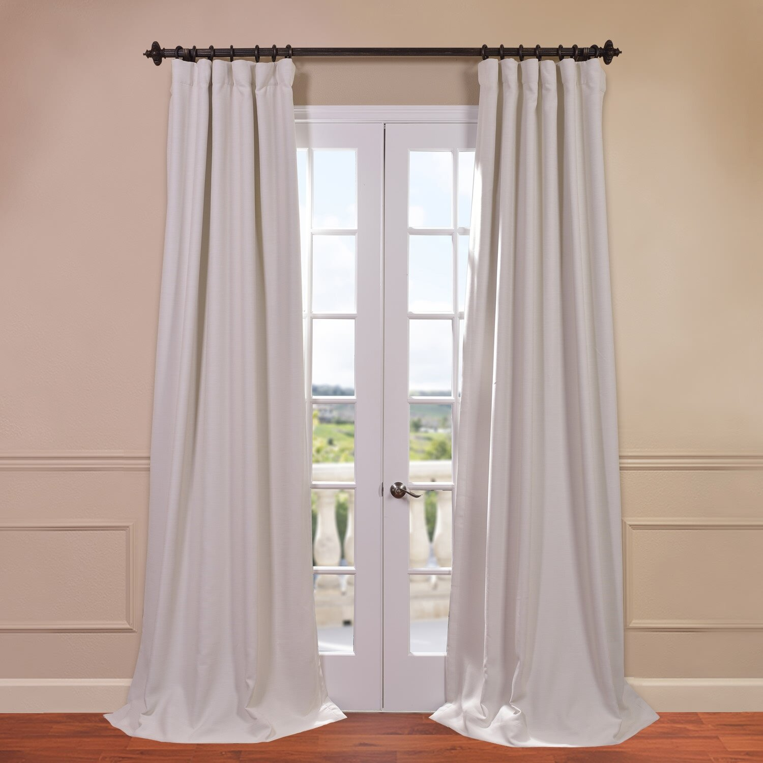 Blackout curtains for bedroom - Quick View Freemansburg Thermal Blackout Single Curtain Panel