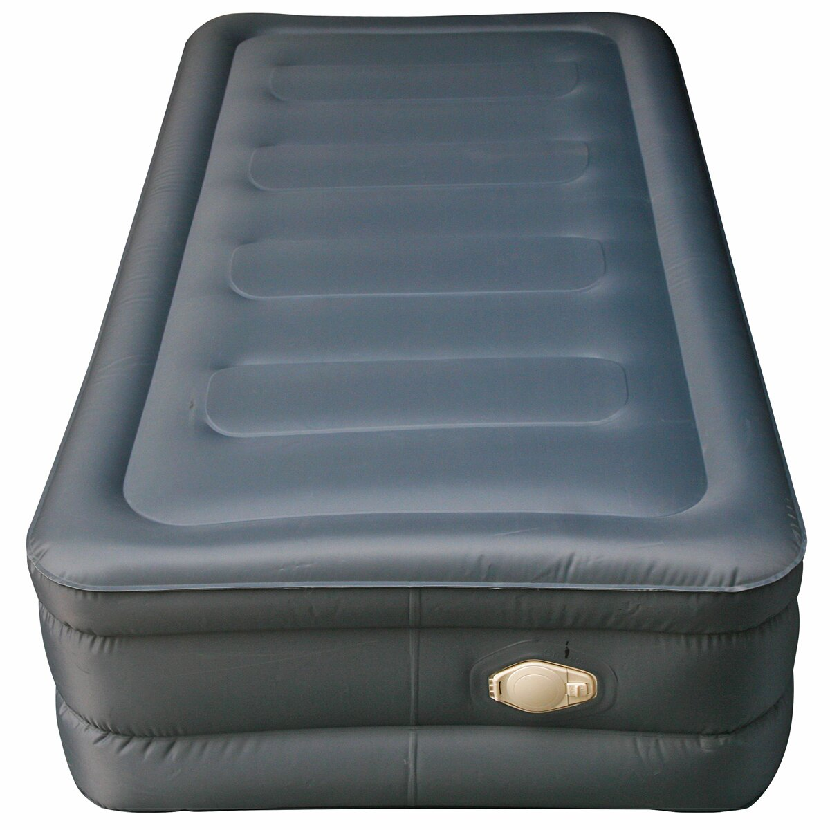 Altimair Lustrous Raised Air Bed Laminated Nylon Polyester
