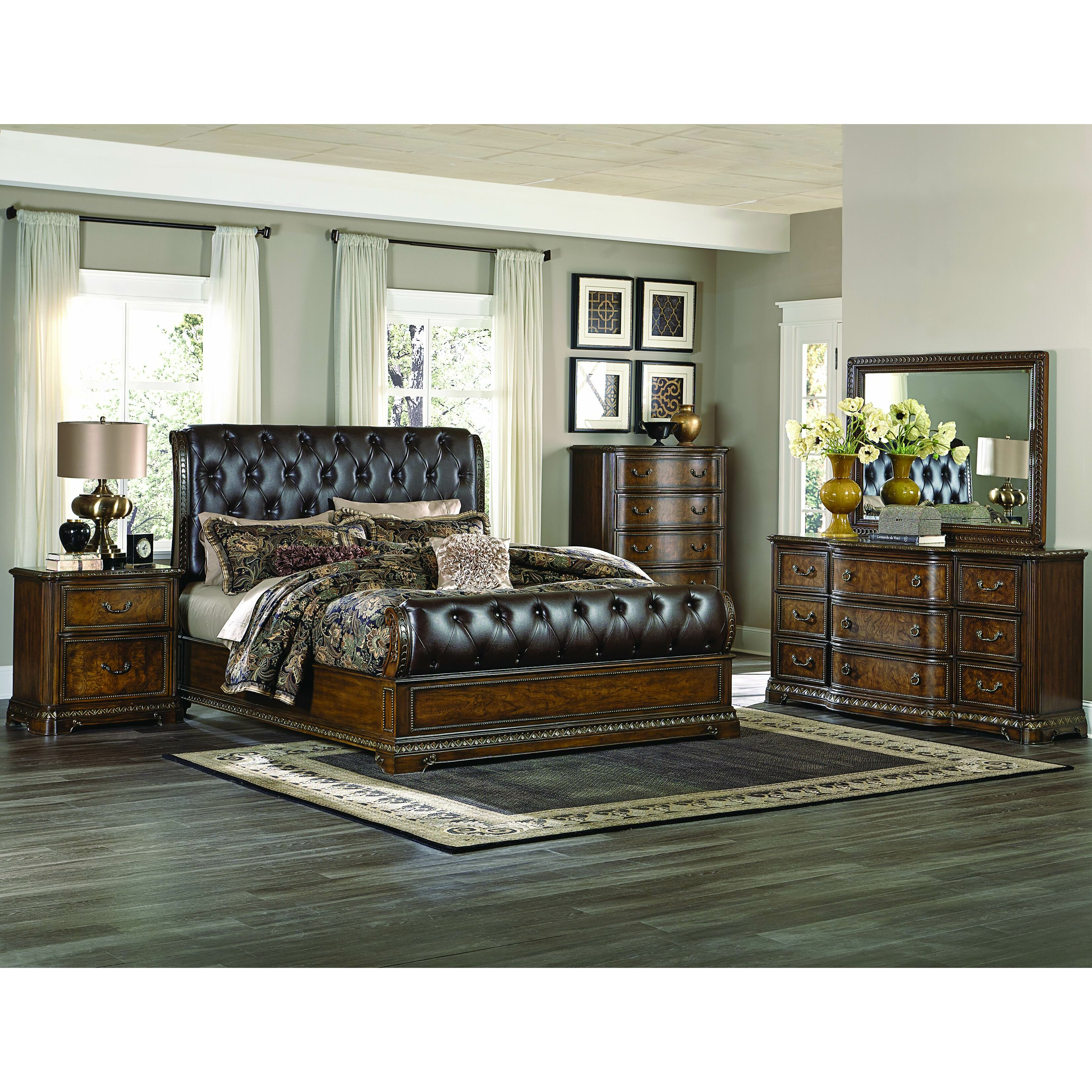 Homelegance Brompton Lane Sleigh Customizable Bedroom Set. Homelegance Brompton Lane Sleigh Customizable Bedroom Set   Wayfair