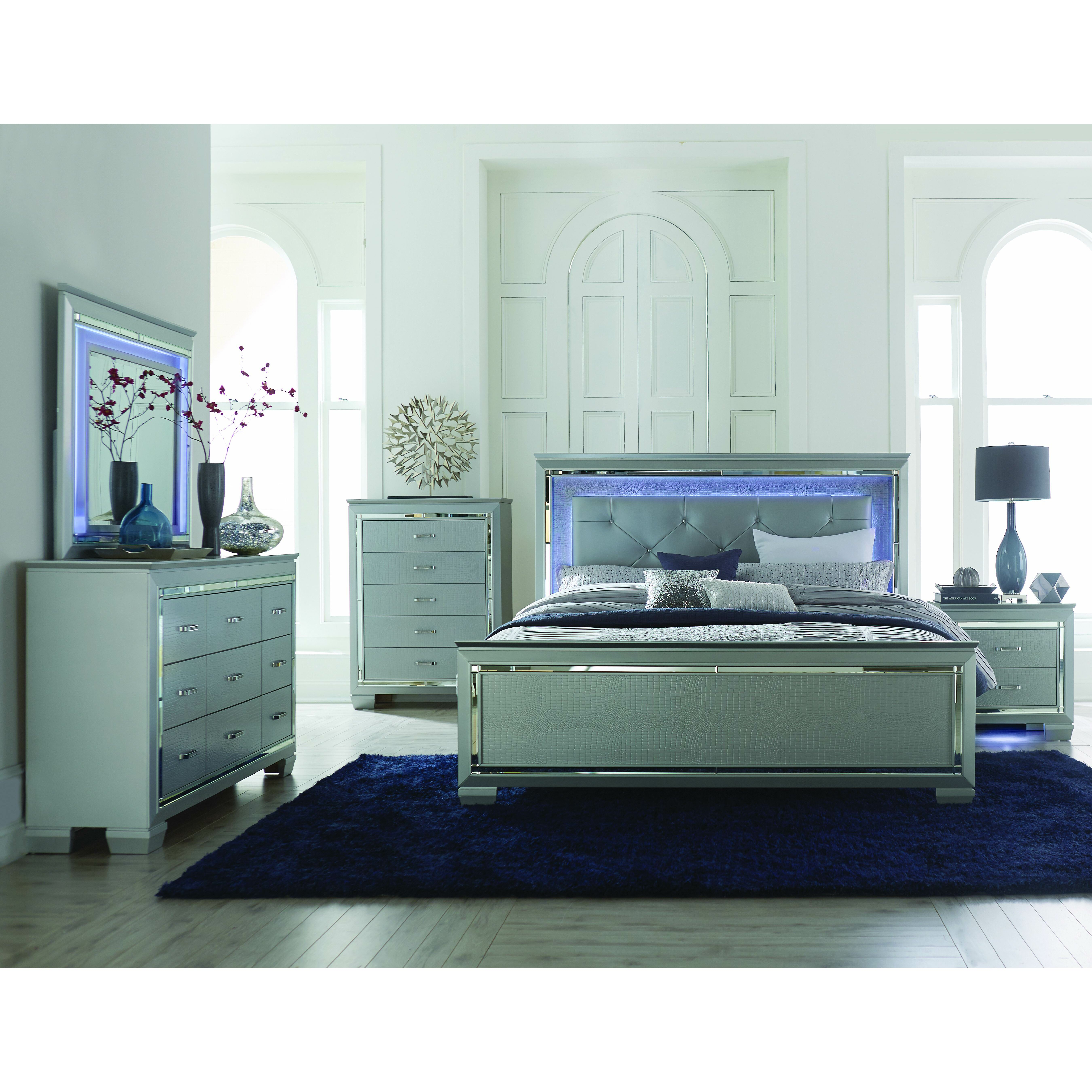 Homelegance Allura Panel Customizable Bedroom Set. Homelegance Allura Panel Customizable Bedroom Set   Reviews   Wayfair