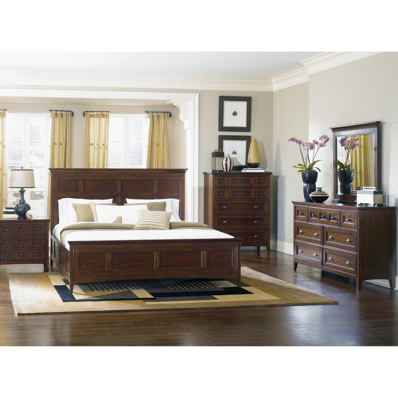 Magnussen Harrison Panel Customizable Bedroom Set Wayfair