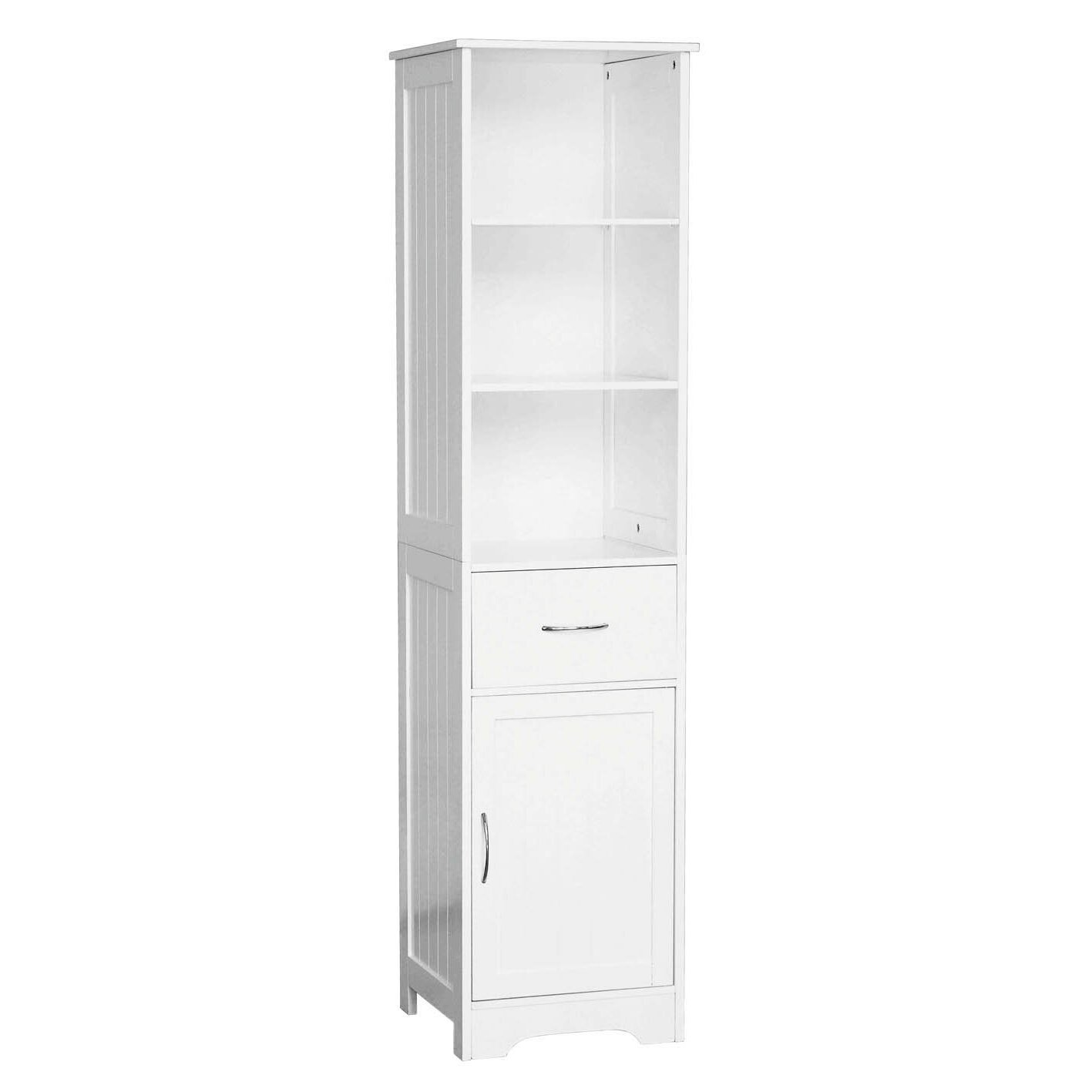 freestanding tall bathroom cabinet | My Web Value