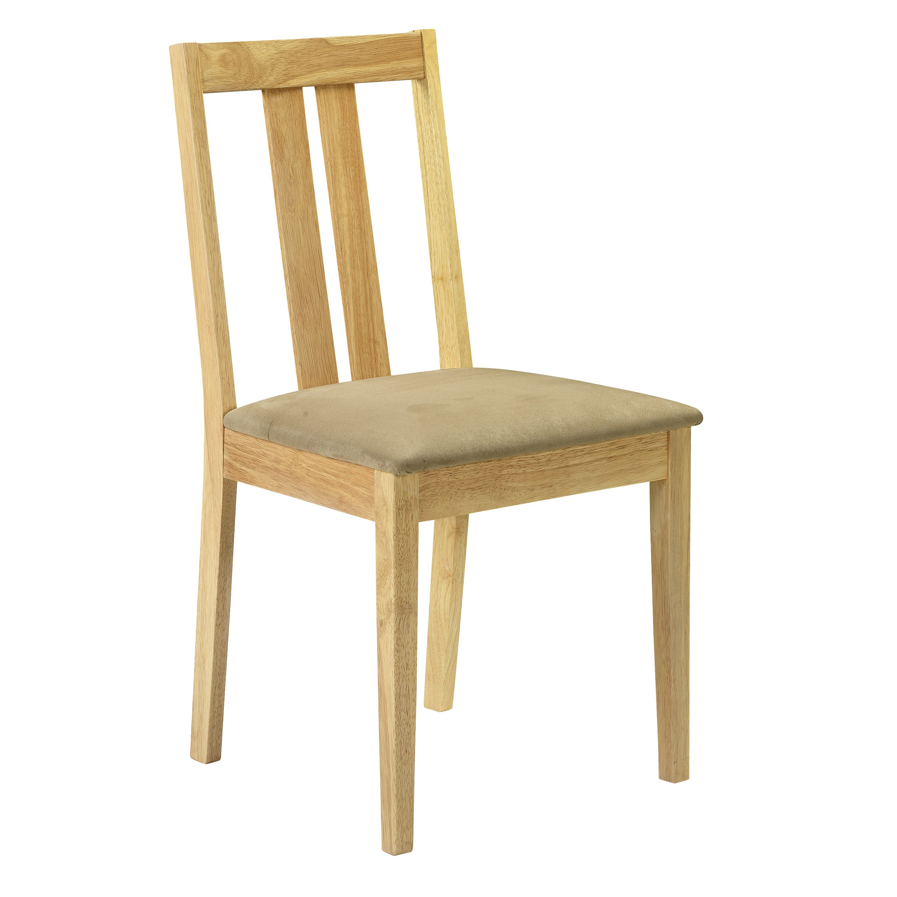 Wonderful image of  Sherwood Solid Wood Upholstered Dining Chair & Reviews Wayfair UK with #7A511F color and 2861x2861 pixels