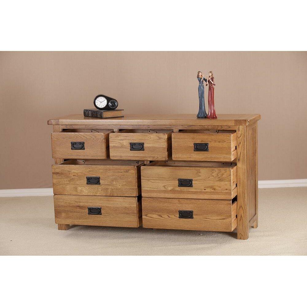 7 drawer
