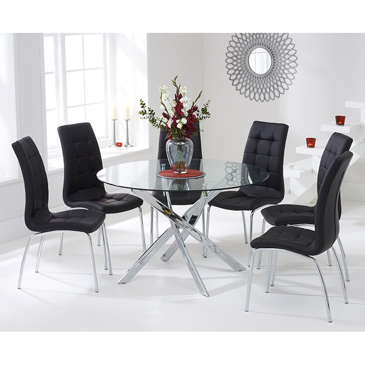 Home Etc Dawson Dining Table And 6 Chairs Reviews