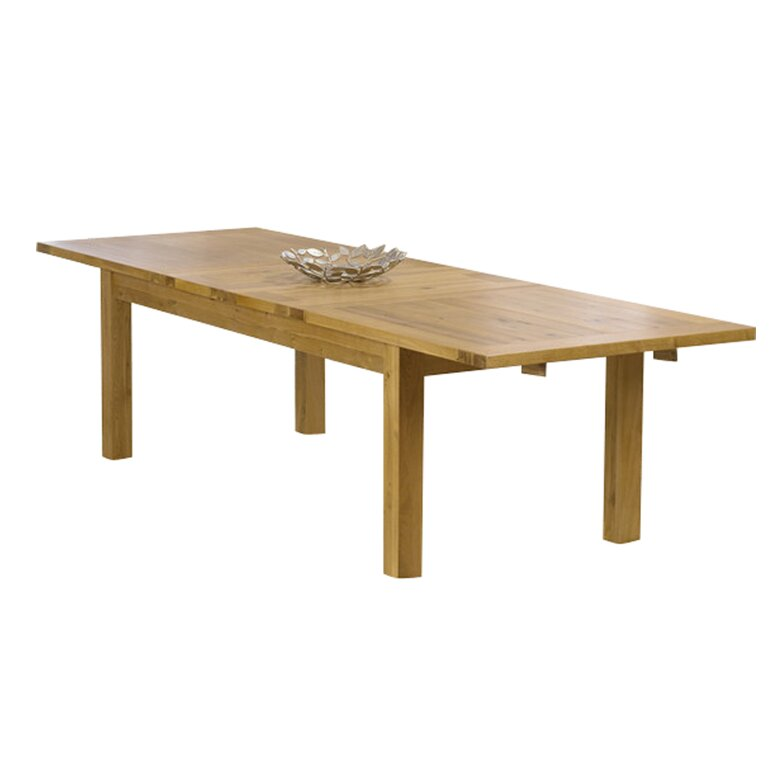 Home etc rustique extendable dining table reviews Table rustique formidable