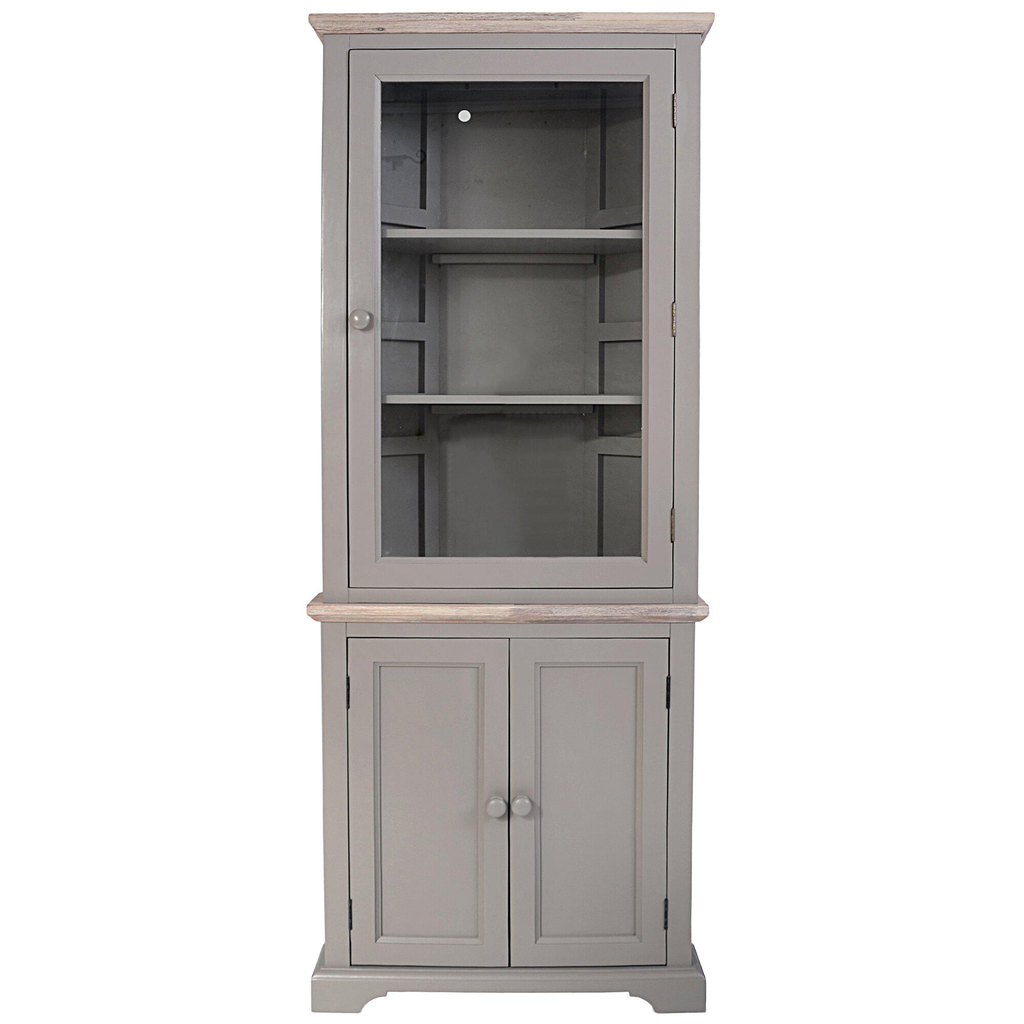 Home Etc Francesca Corner Display Cabinet Reviews