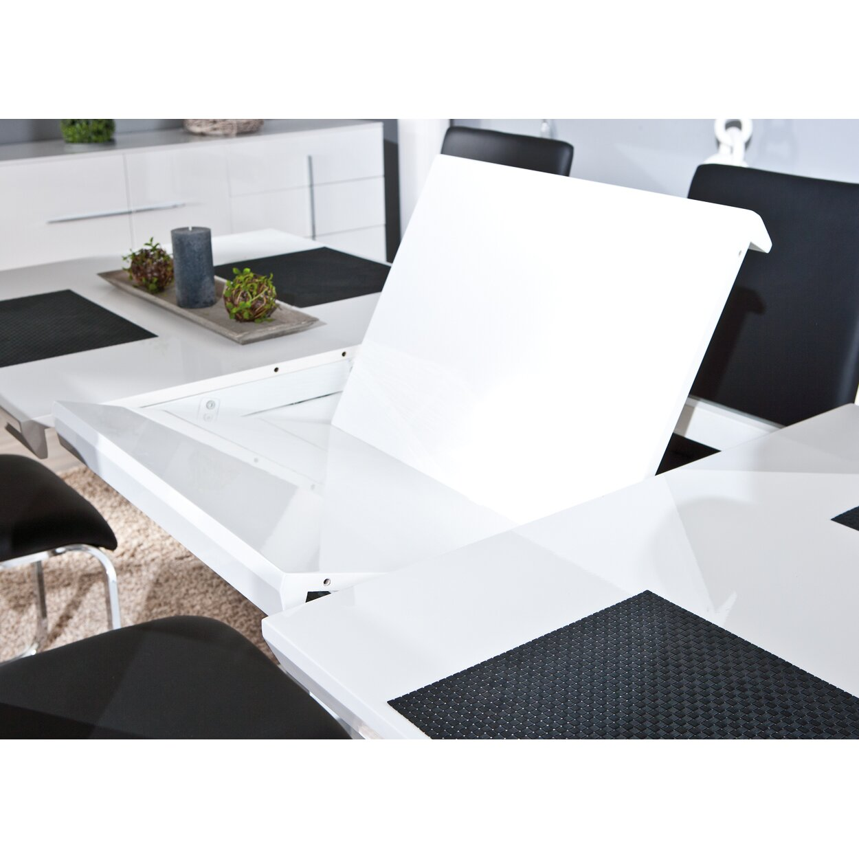 House Additions Edmonton Extendable Dining Table amp Reviews  : House Additions Edmonton Extendable Dining Table from www.wayfair.co.uk size 1250 x 1250 jpeg 181kB