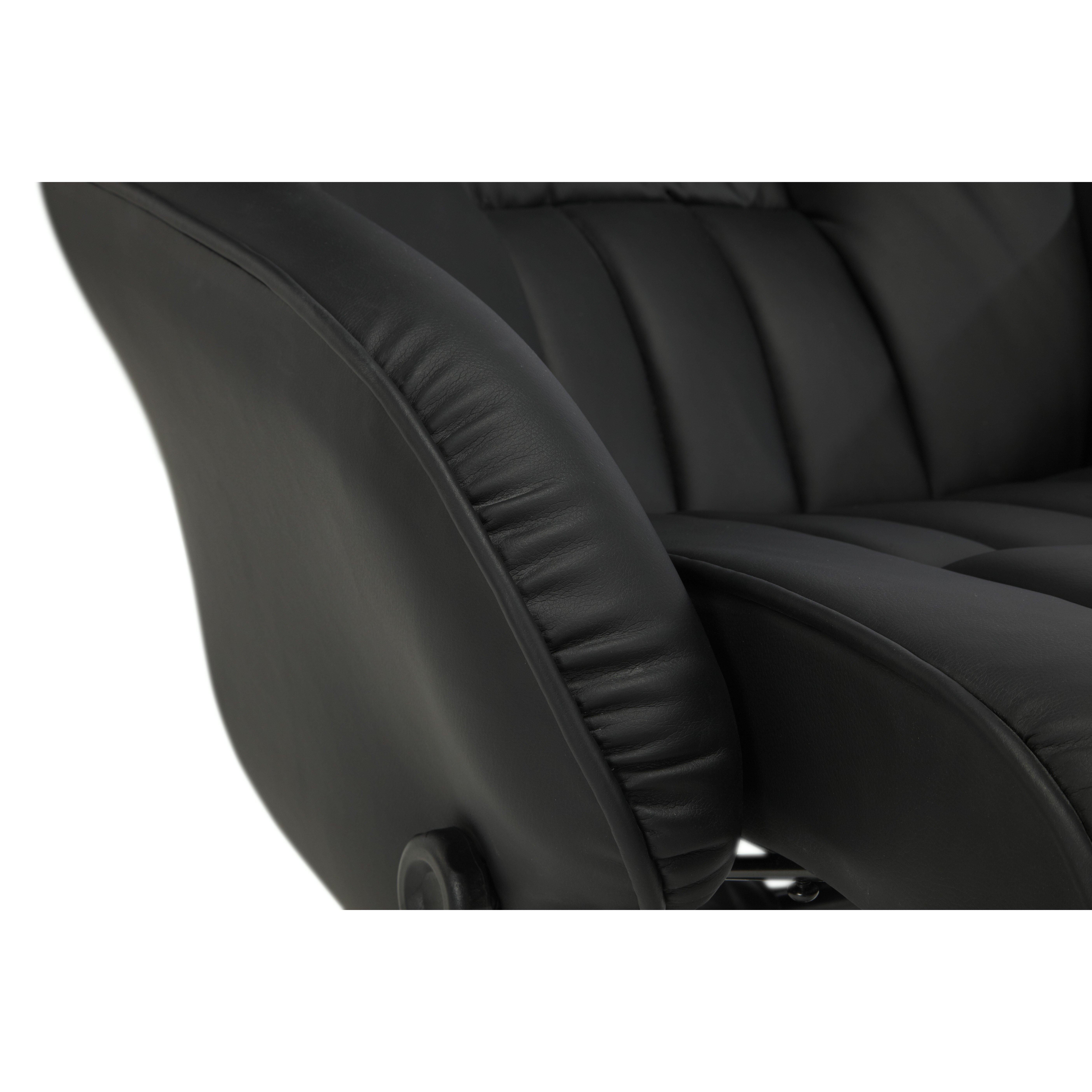 Home Haus Nairne Recliner Footstool Green Bay Furniture Owner Craigslist
